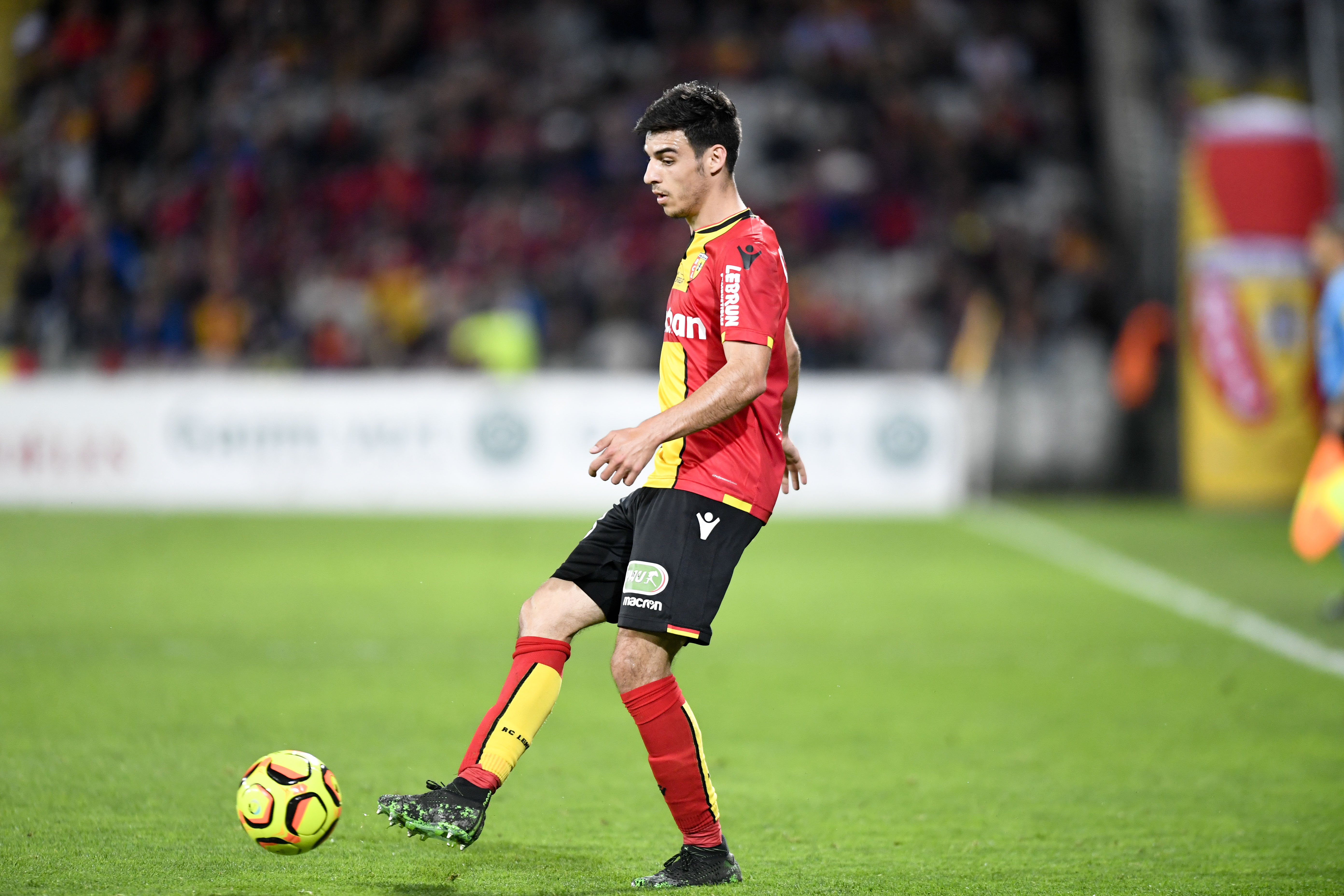 Football - Ligue 2 - Ligue 2 : Lens-Clermont en direct