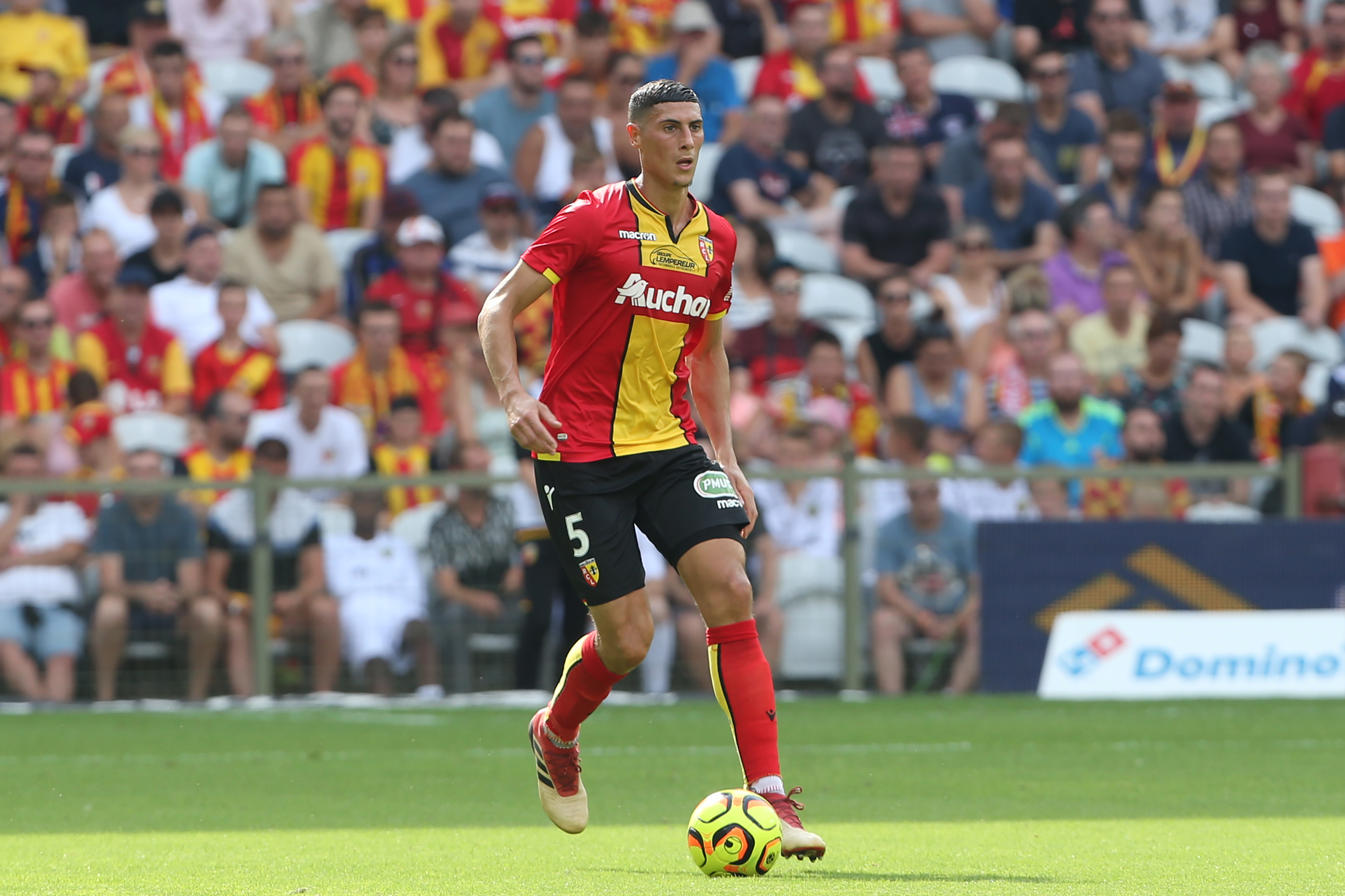 Football - Ligue 2 - Ligue 2 : Lens-Troyes en direct