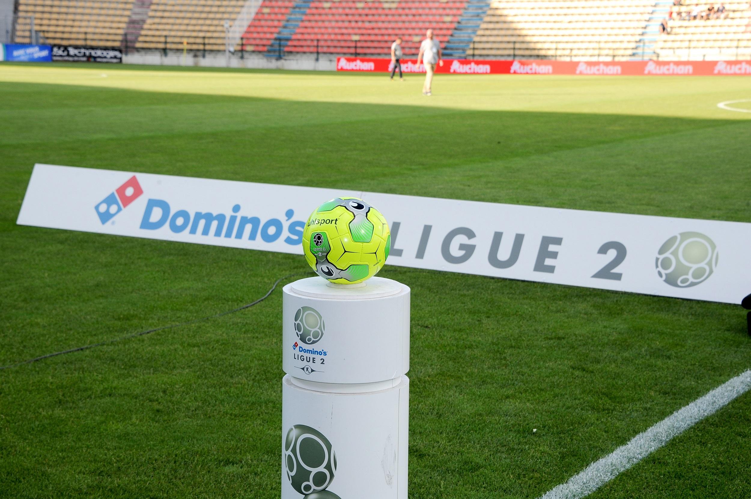 Football - Ligue 2 - Ligue 2 : les scores de la 11e journée en DIRECT