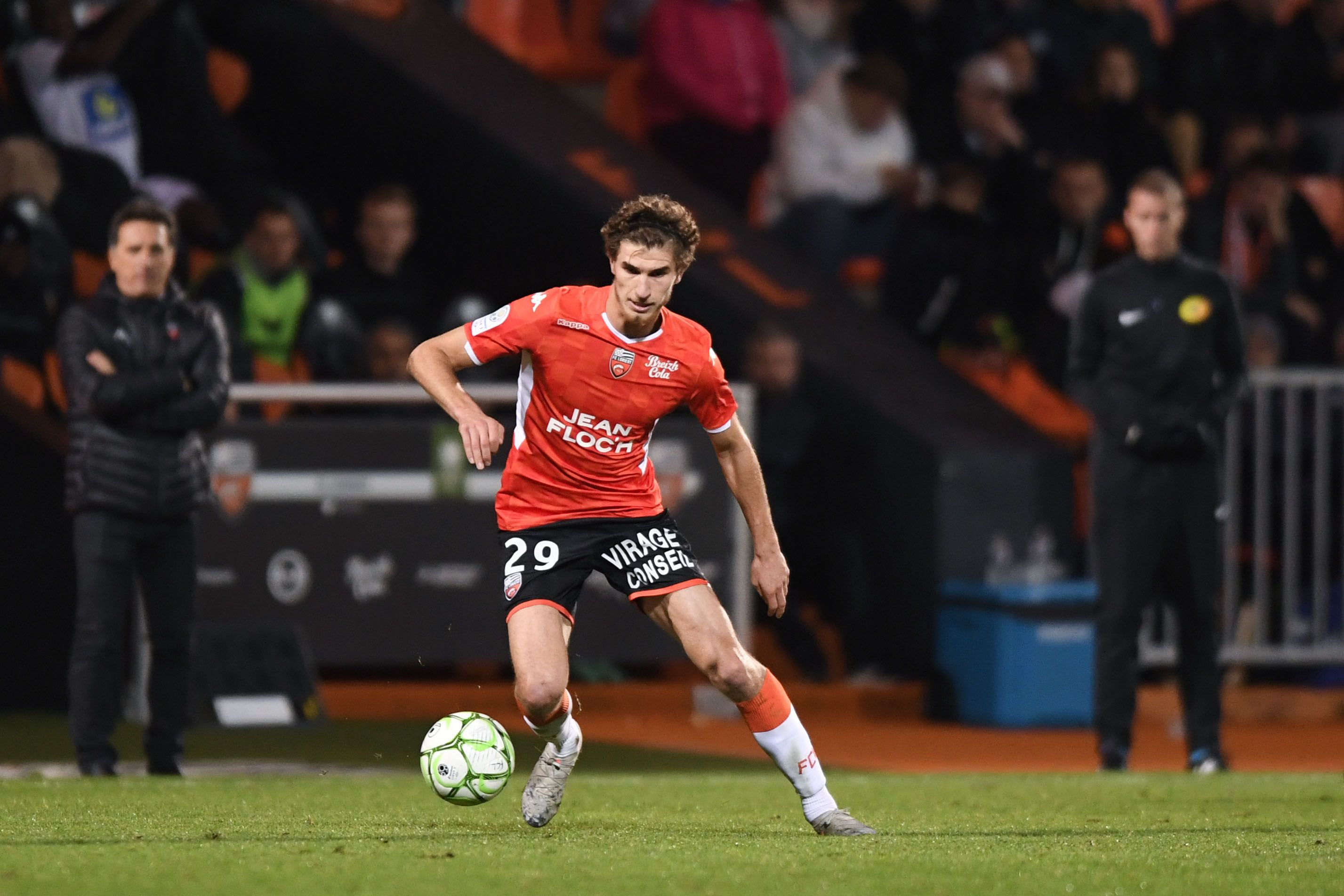 Football - Ligue 2 - Ligue 2 : les scores de la 18e journée en direct