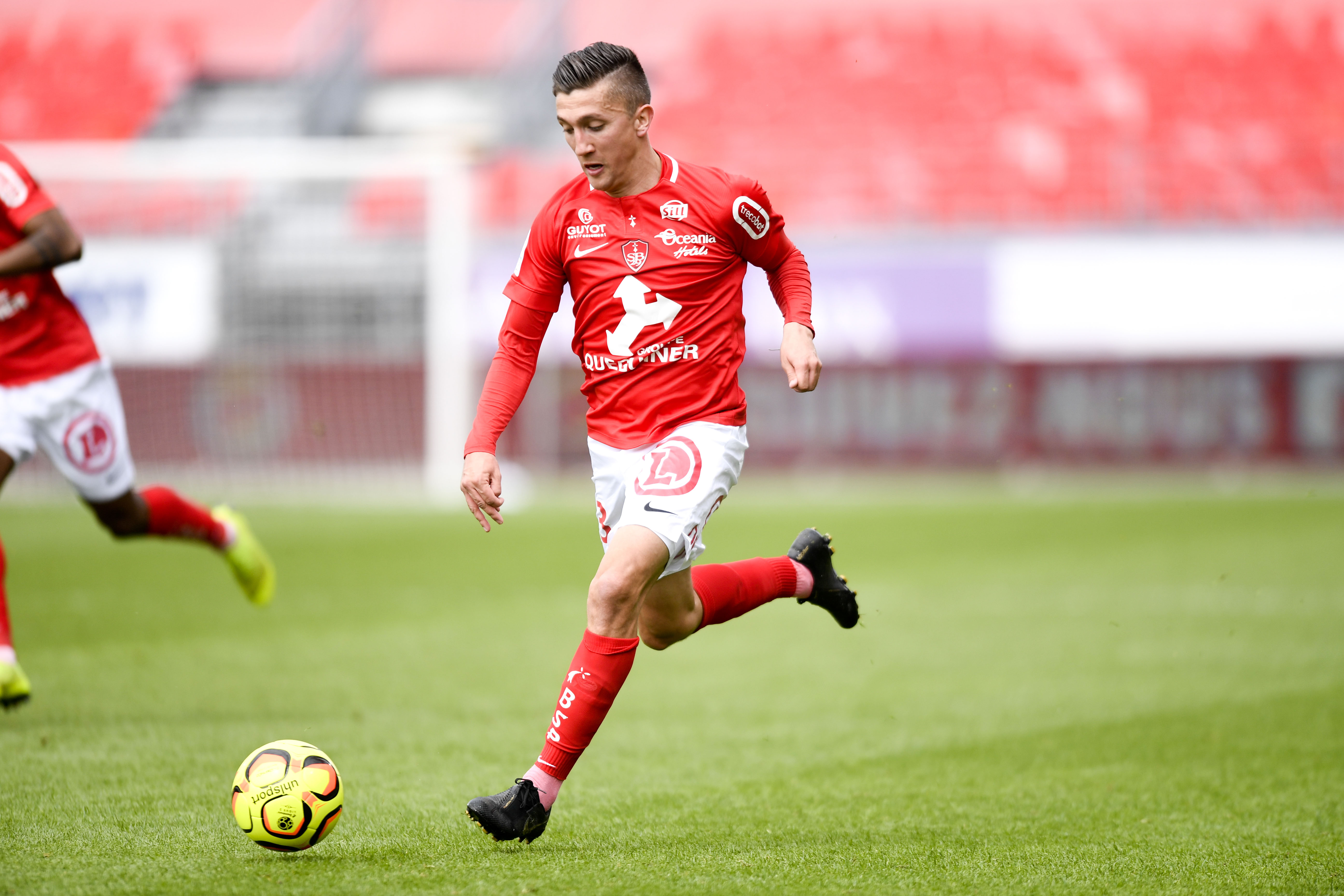 Football - Ligue 2 - Ligue 2 : les scores de la 36e journée en direct