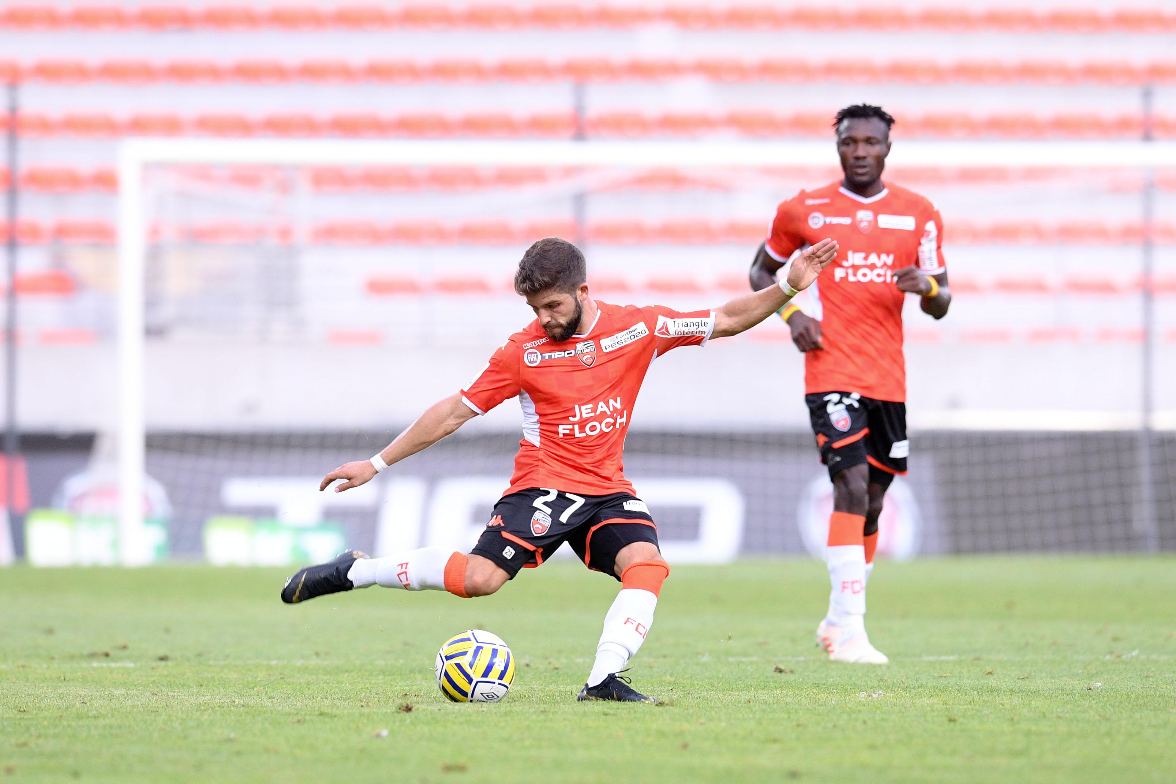 Football - Ligue 2 - Ligue 2: les scores en direct de la 9e journée