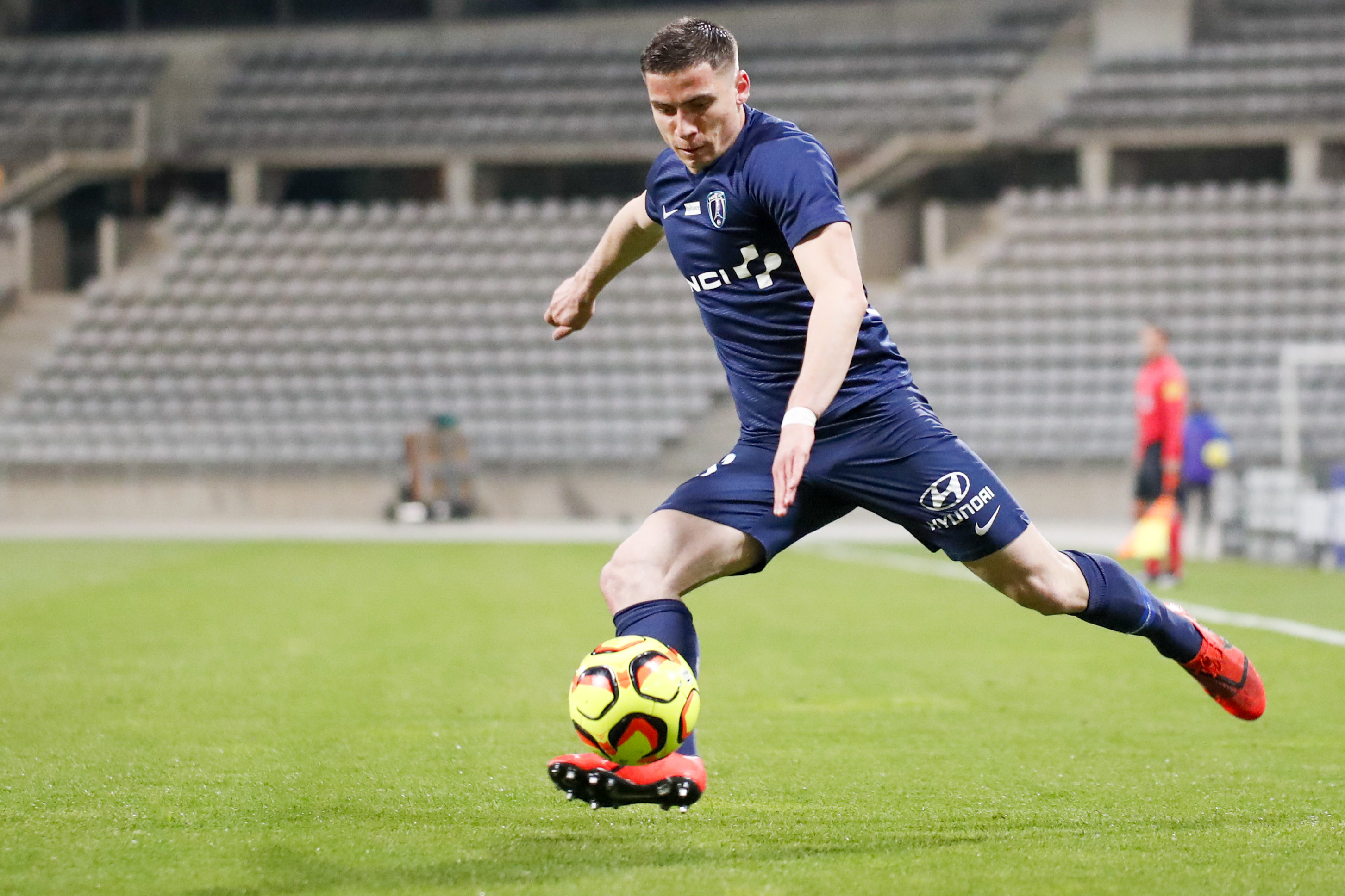 Football - Ligue 2 - Ligue 2 : Paris FC-Valenciennes en direct