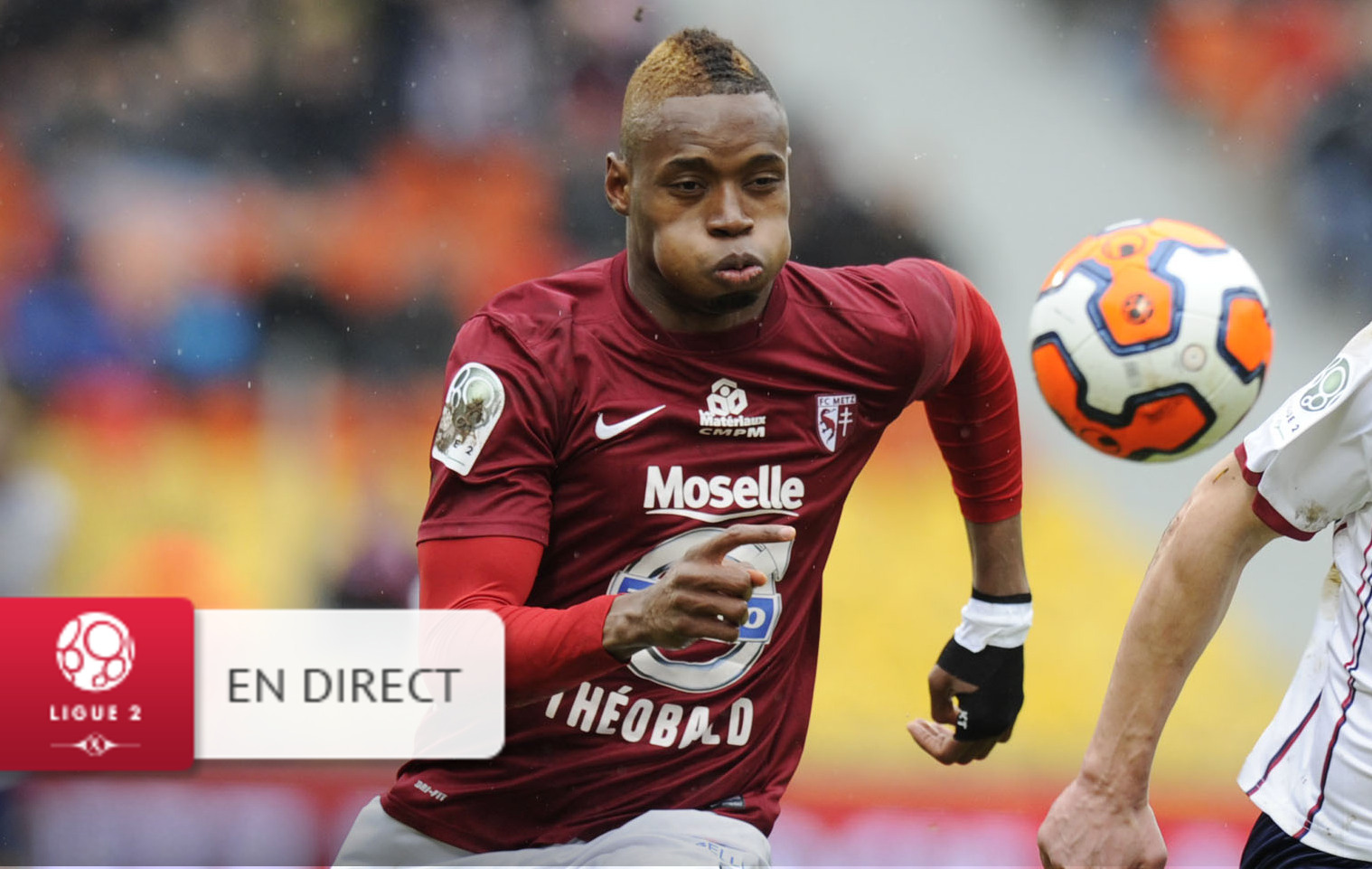 Football - Ligue 2 - Metz-Lens en DIRECT