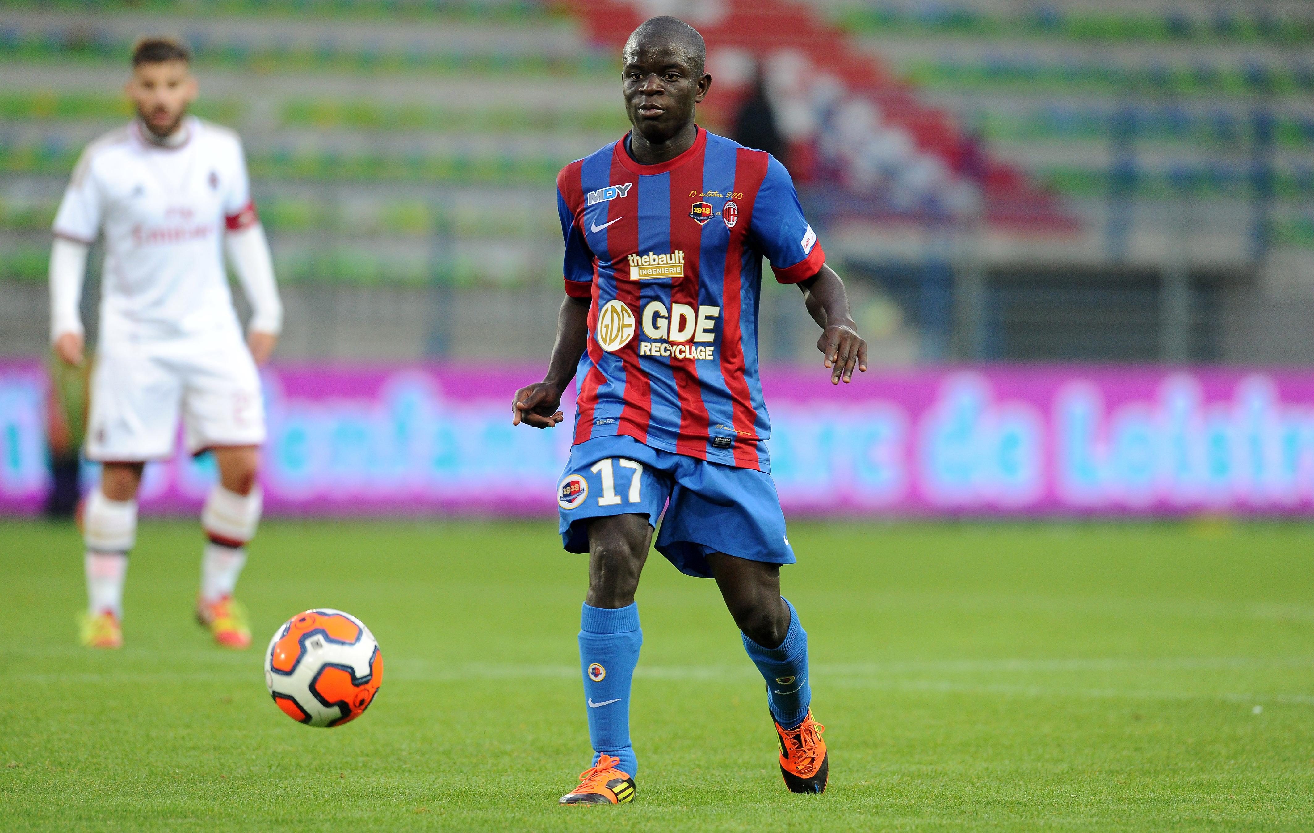 N Golo Kanté a déj tout d un grand Ligue 2 Football