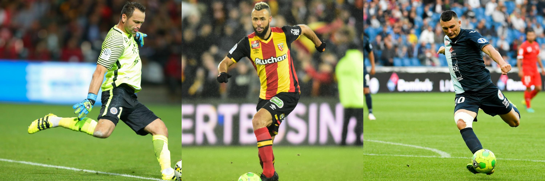 Football - Ligue 2 - Ribéry, Jourdren, Bostock : dix joueurs qu'il faudra suivre en Ligue 2