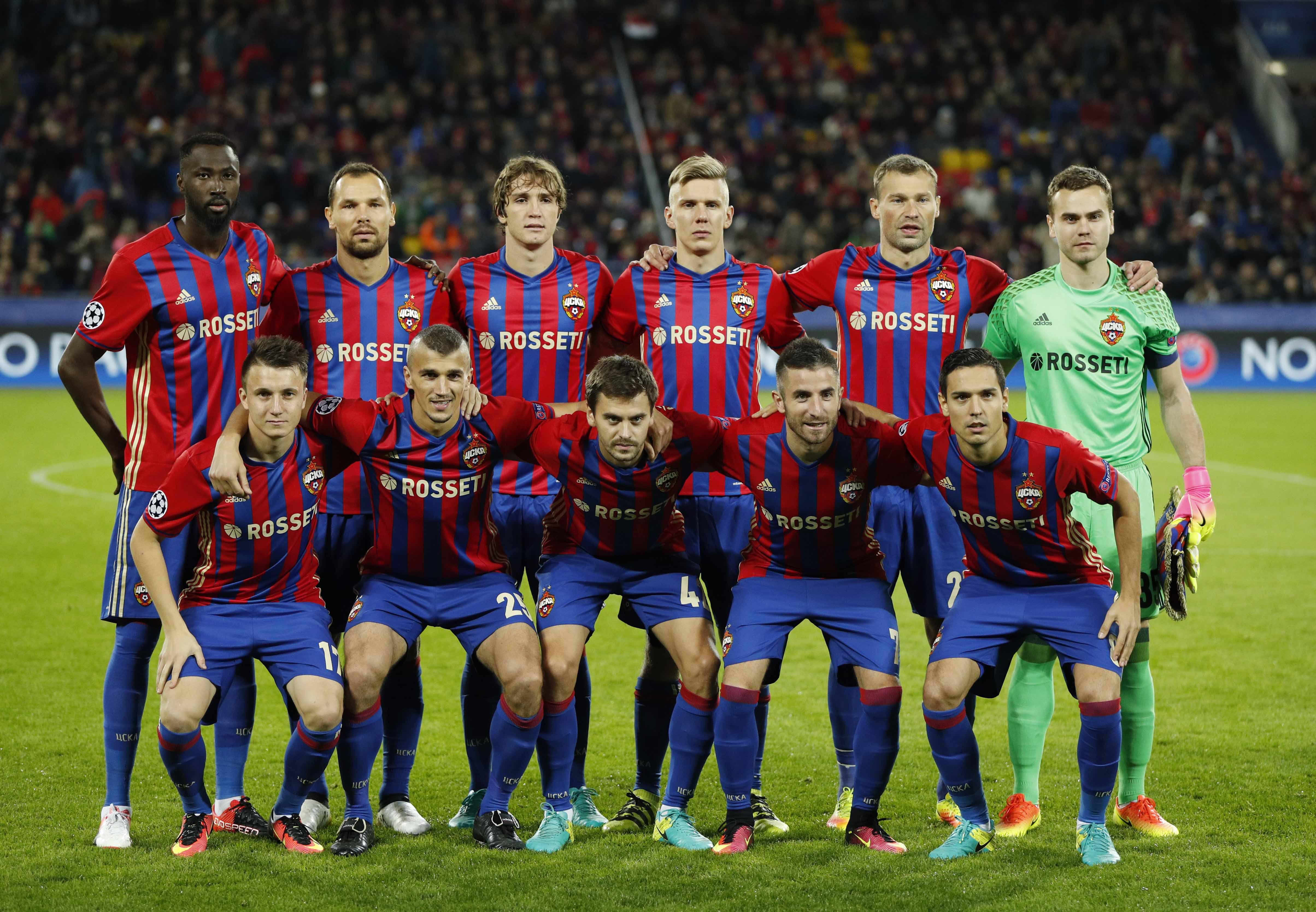 Football - Ligue des champions - 5 choses à savoir sur le CSKA Moscou, adversaire de l'AS Monaco