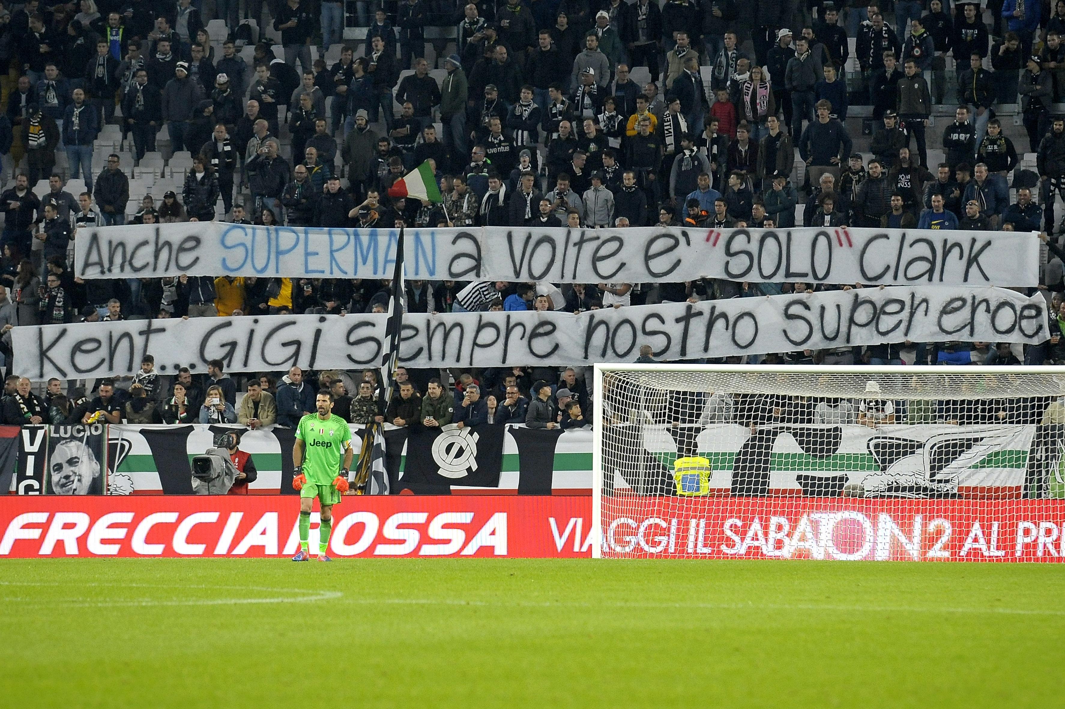 Football - Ligue des champions - Avant Lyon, Buffon est dans l'oeil du cyclone