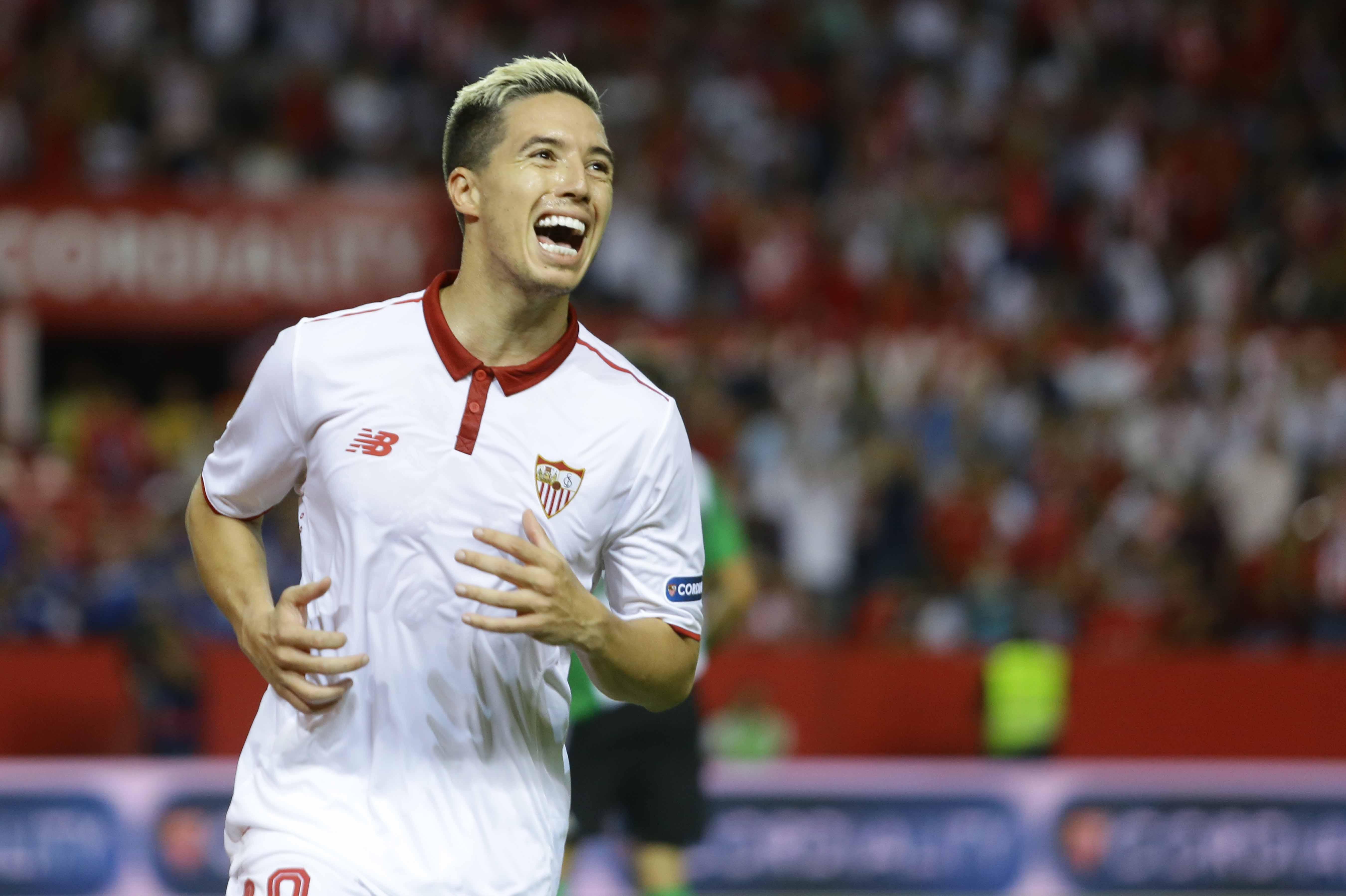 Football - Ligue des champions - A Séville, le «génie» Nasri retrouve une seconde jeunesse