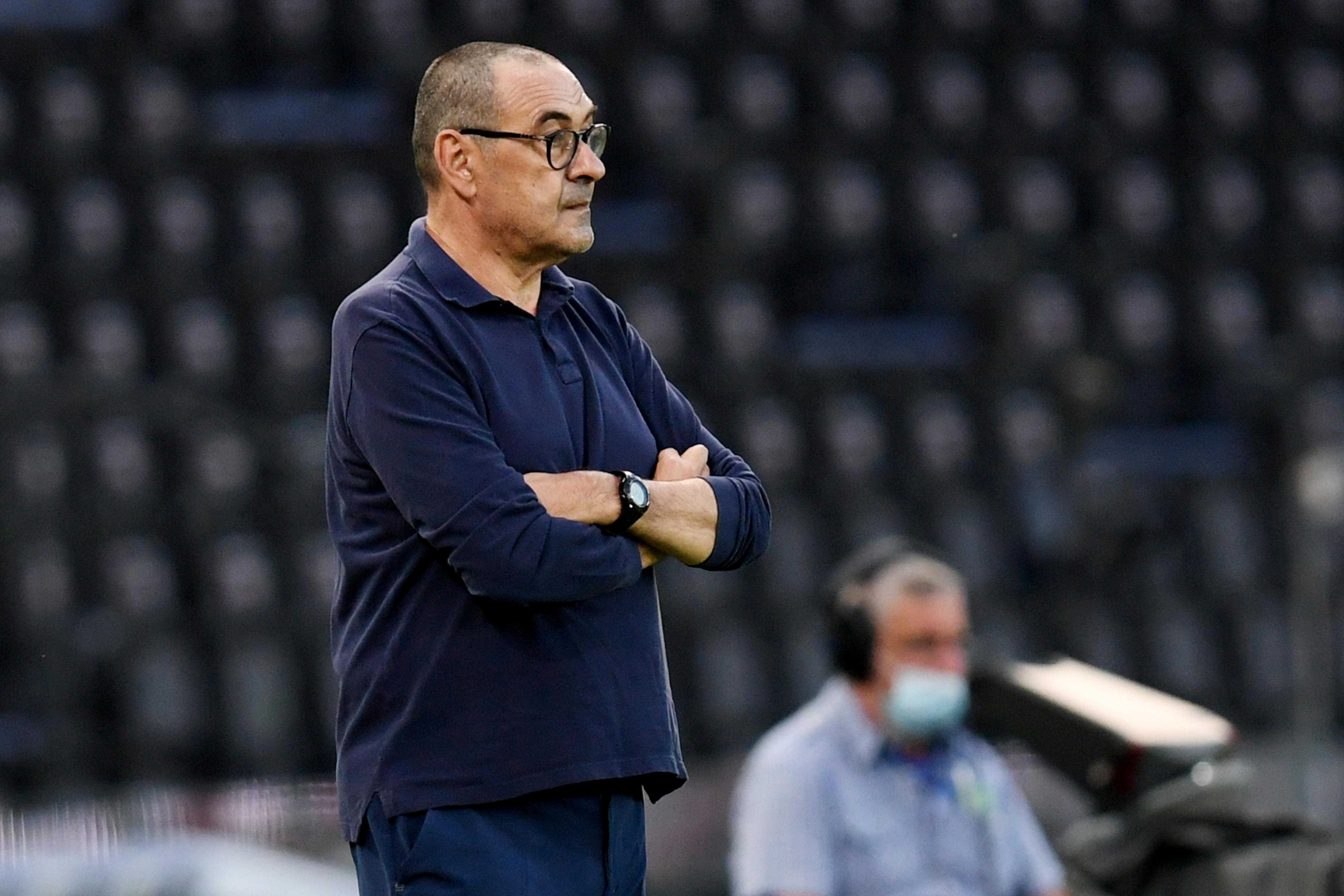 Football - Ligue des champions - «Adieu Maurizio» : le limogeage de Sarri à la Juventus déjà scellé ?