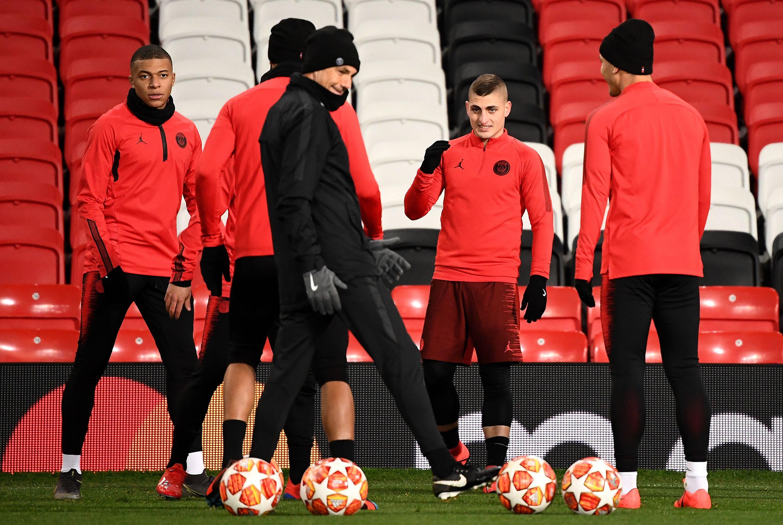 Football - Ligue des champions - Affaibli mais pas sans argument, le PSG défie Manchester