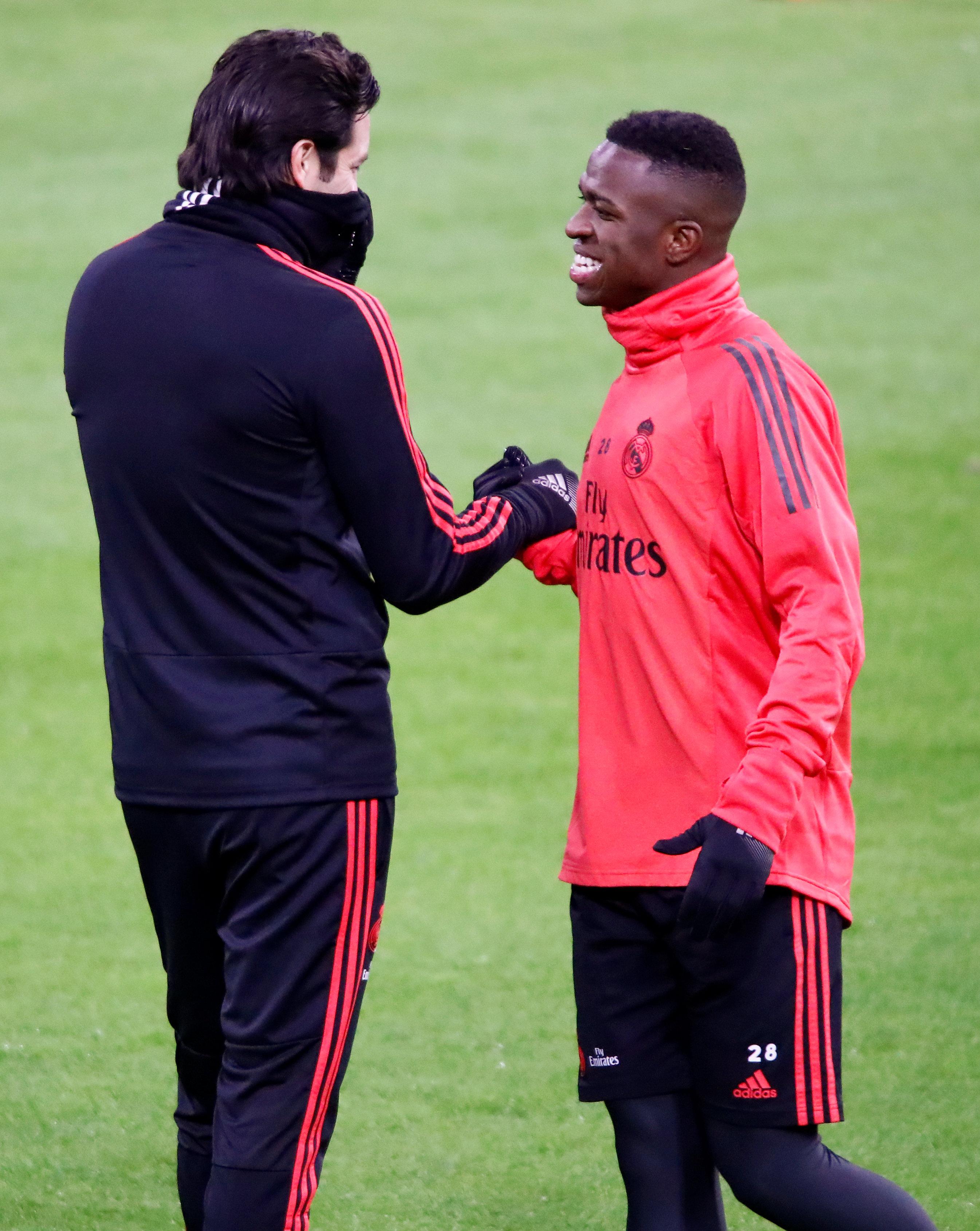 Football - Ligue des champions - Ajax Amsterdam-Real Madrid : la «Maison blanche» reverdit avec Solari