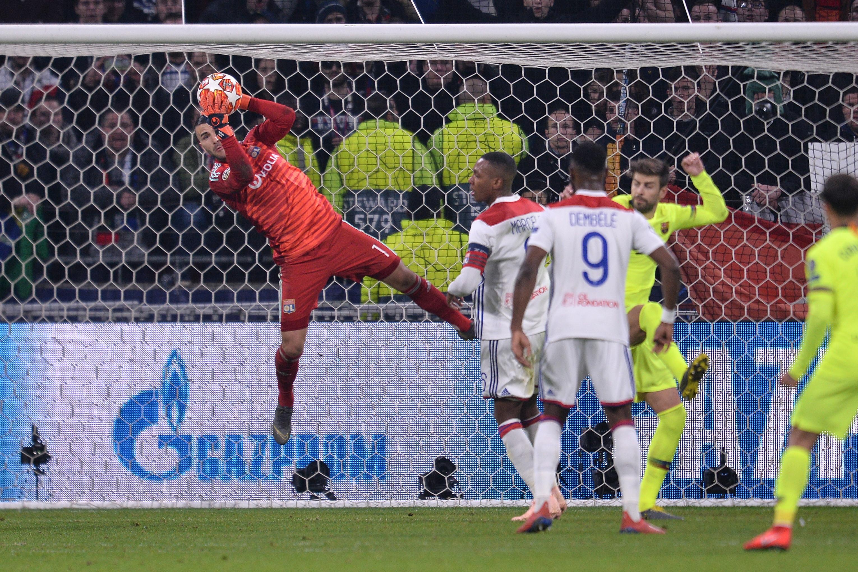 Football - Ligue des champions - Anthony Lopes, la maturité au service de la performance