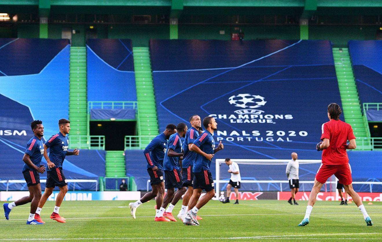 Football - Ligue des champions - Après la Juve, Lyon s'attaque à City avec appétit