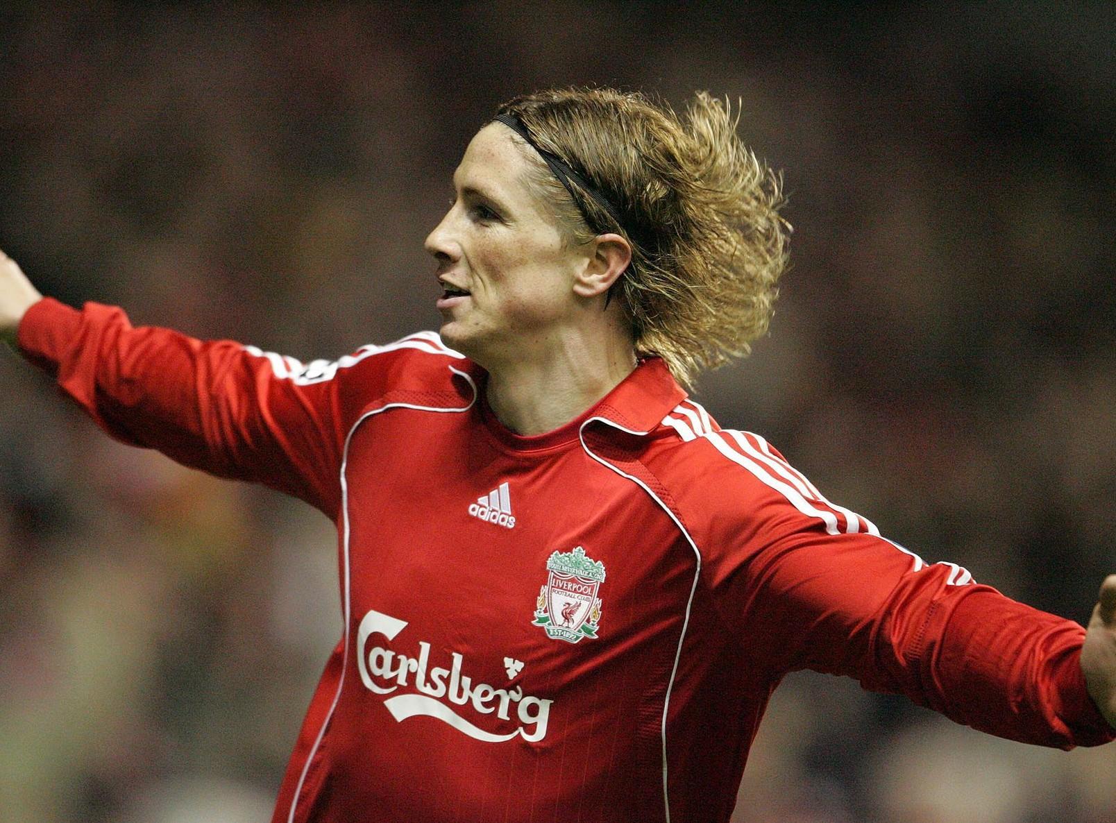 Football - Ligue des champions - Atlético-Liverpool : Quand Fernando Torres faisait le bonheur des Reds