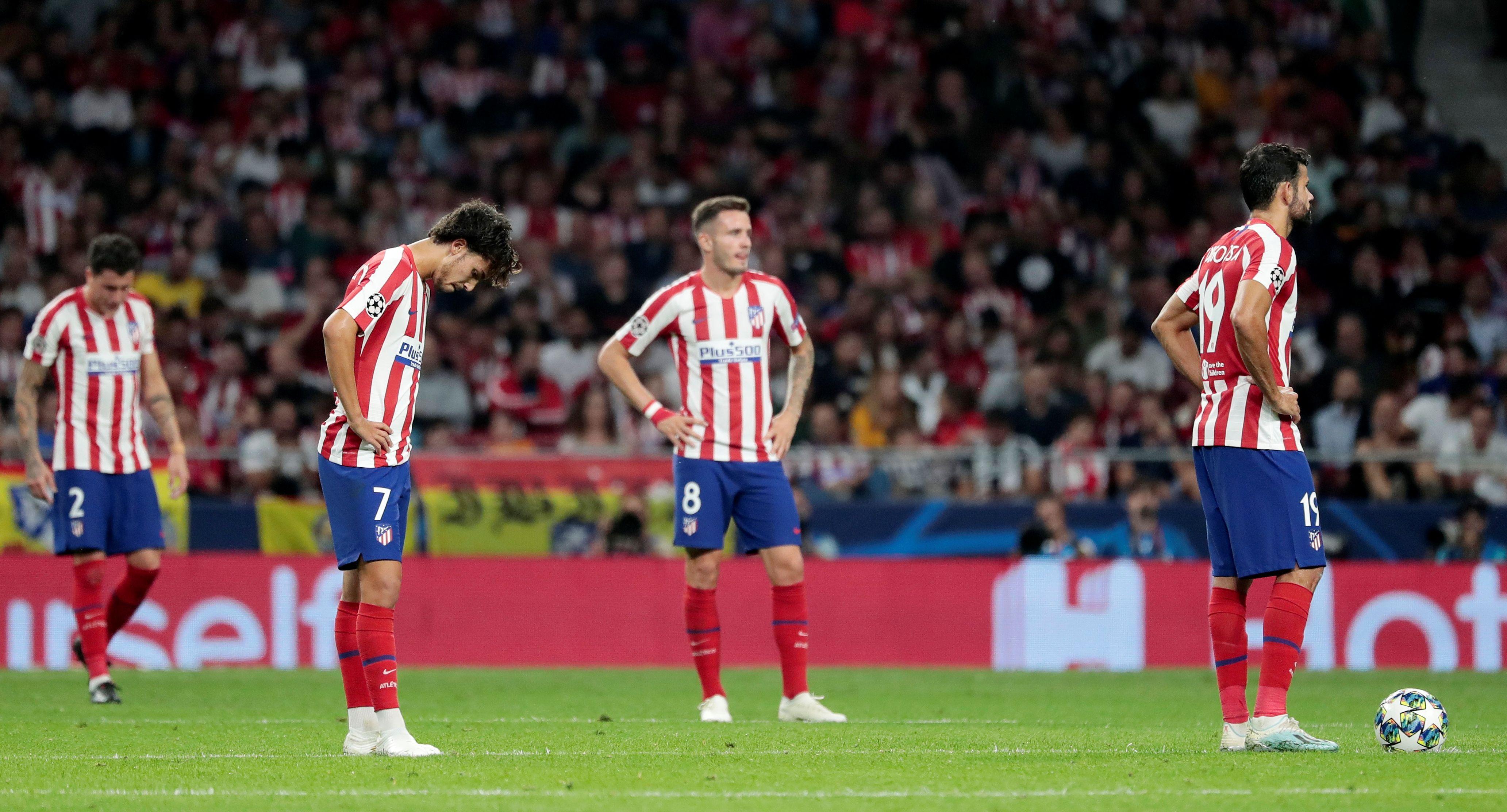 Football - Ligue des champions - Atlético Madrid : la vie difficile sans Antoine Griezmann