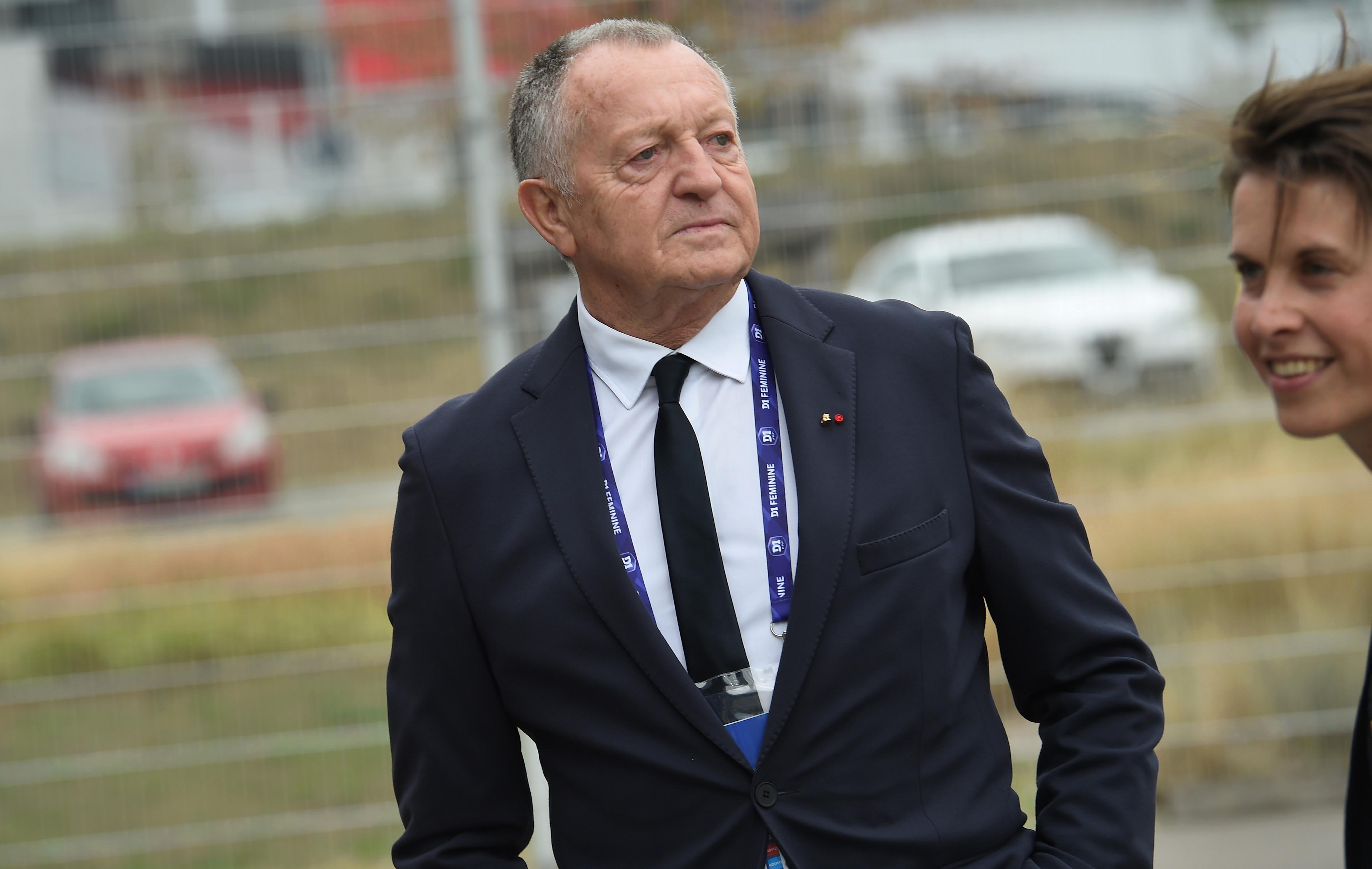 Football - Ligue des champions - Aulas et sa succession à l'OL: «Je ne veux pas lâcher avant d'avoir remporté la Ligue des champions»