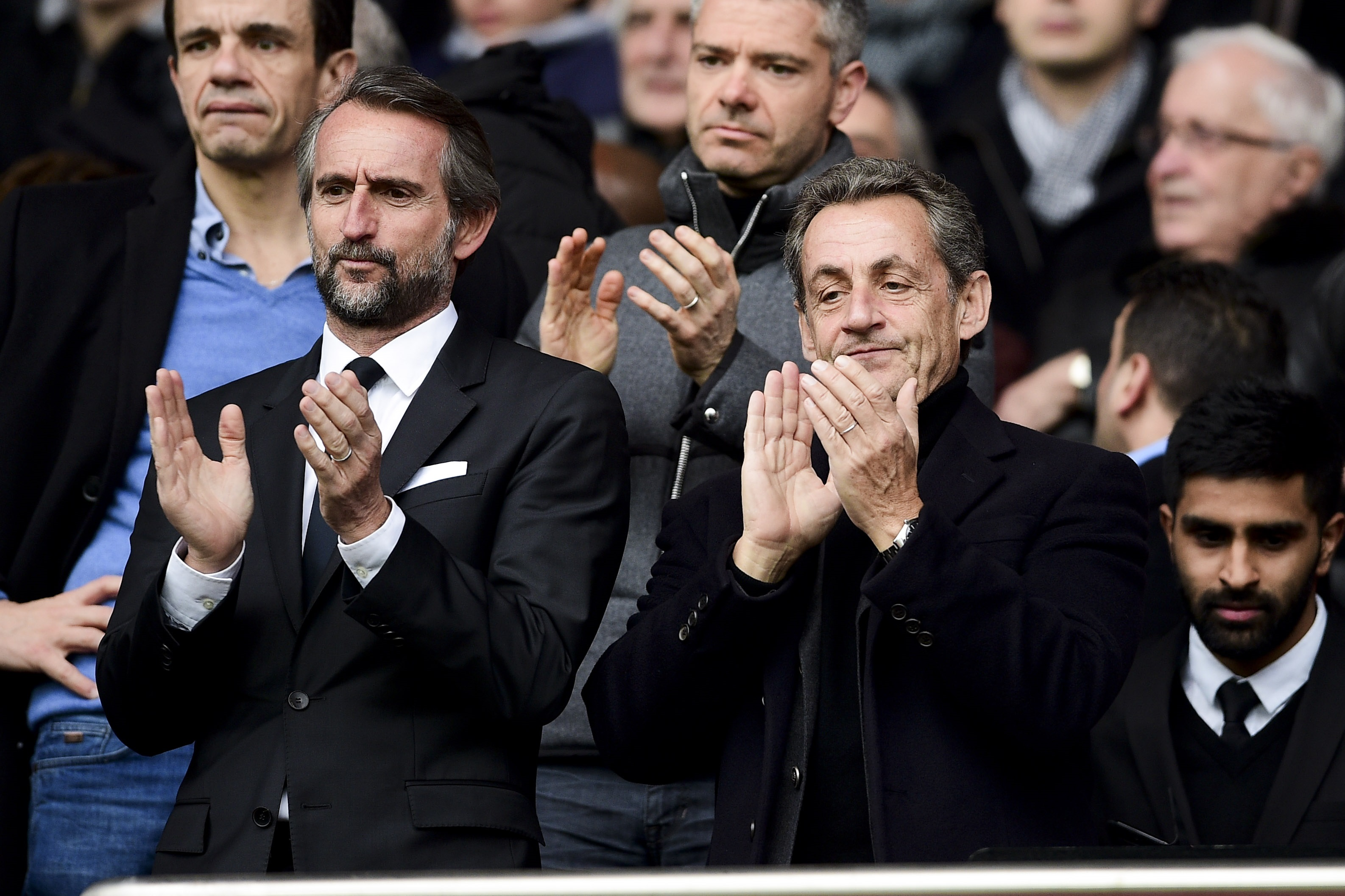 Football - Ligue des champions - Barça-PSG : Sarkozy réagit suite à la polémique du Camp Nou