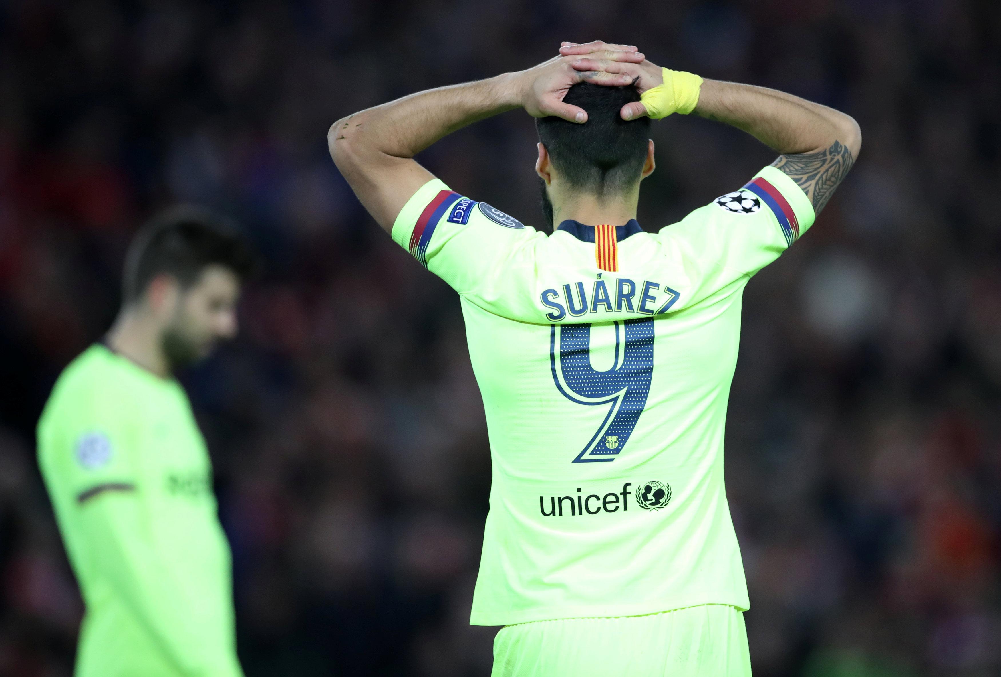 Football - Ligue des champions - Barcelone et Lionel Messi poursuivis par la malédiction européenne