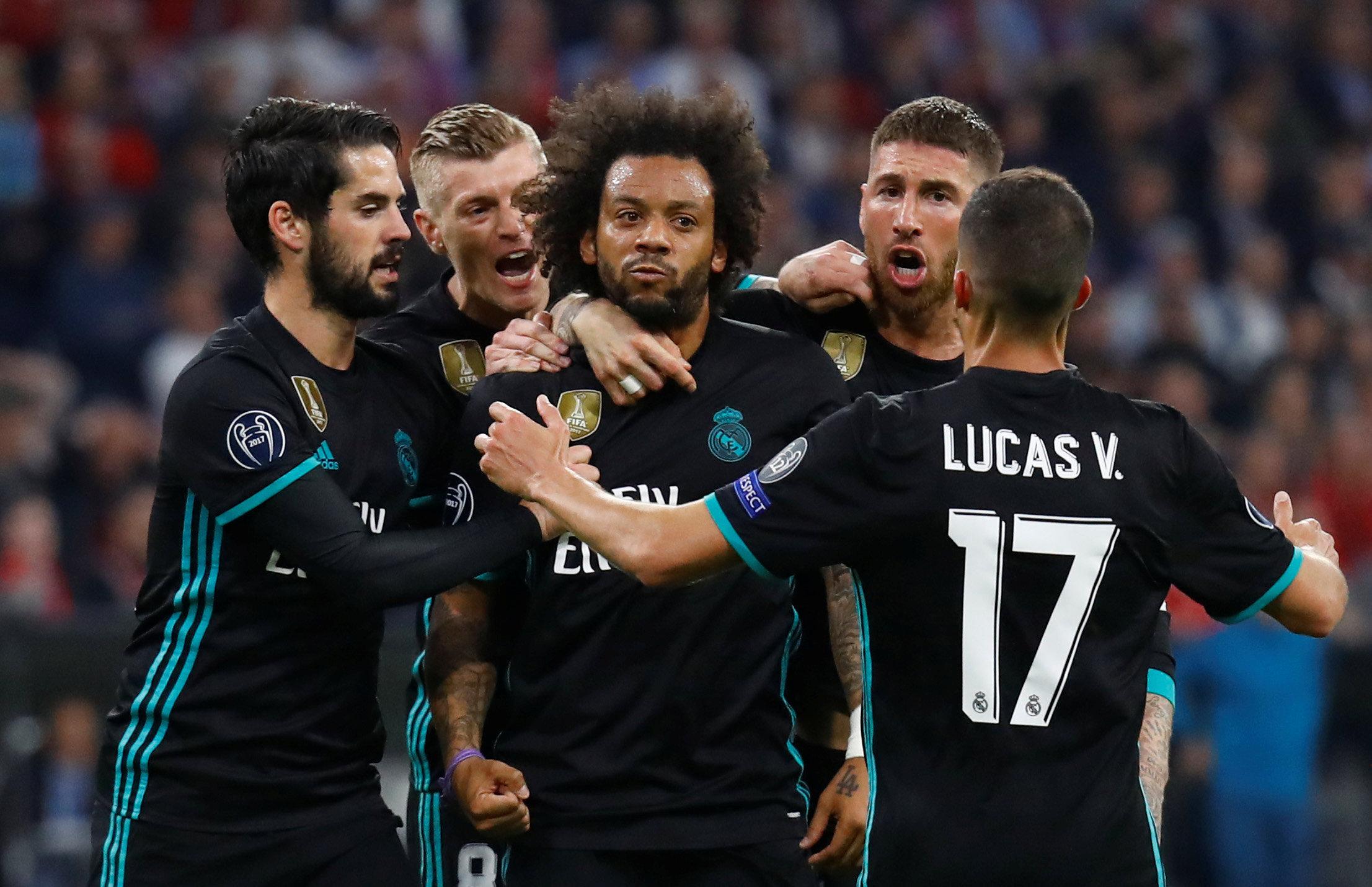 Football - Ligue des champions - Bayern-Real : tous les buts en vidéo