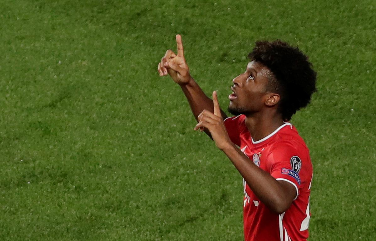 Football - Ligue des champions - «Beaucoup de joie et un peu de tristesse» pour Coman, bourreau du PSG