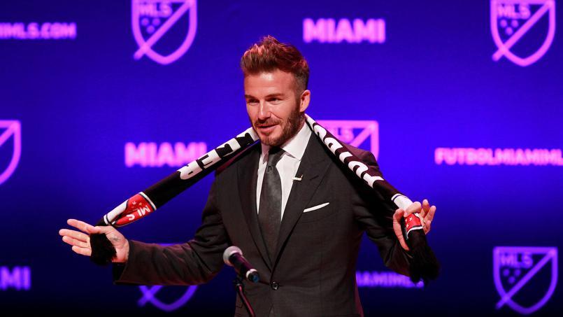 Football - Ligue des champions - Beckham ne verra pas Real Madrid-PSG ... pour cause de Saint Valentin
