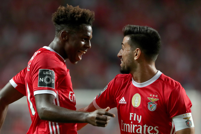 Football - Ligue des champions - Benfica, le pari de la formation