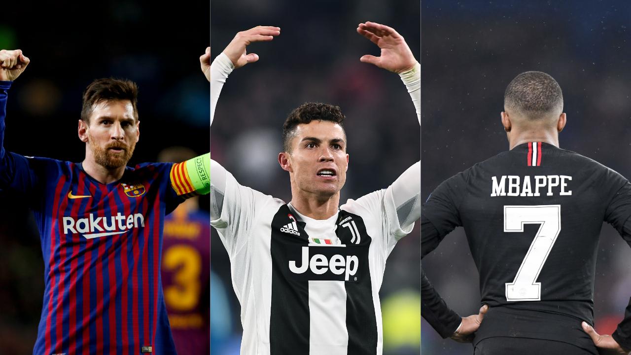 Football - Ligue des champions - Bilan Ligue des champions: Messi et Ronaldo au top, pas l'arbitrage vidéo ni les Français