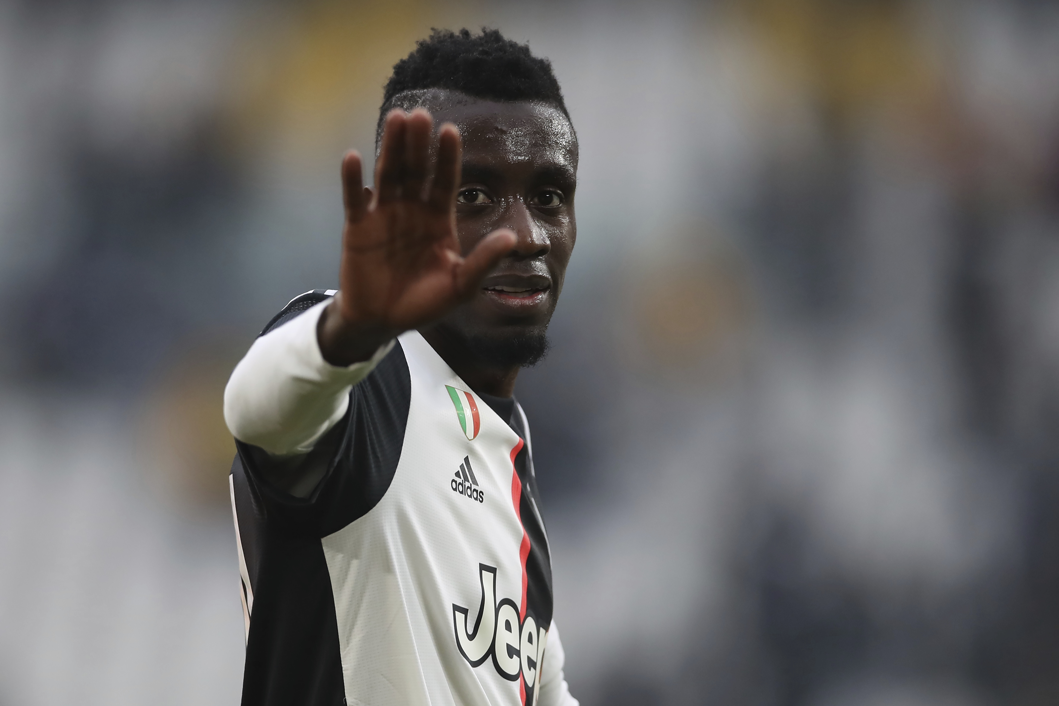 Blaise Matuidi Juventus Third Jersey