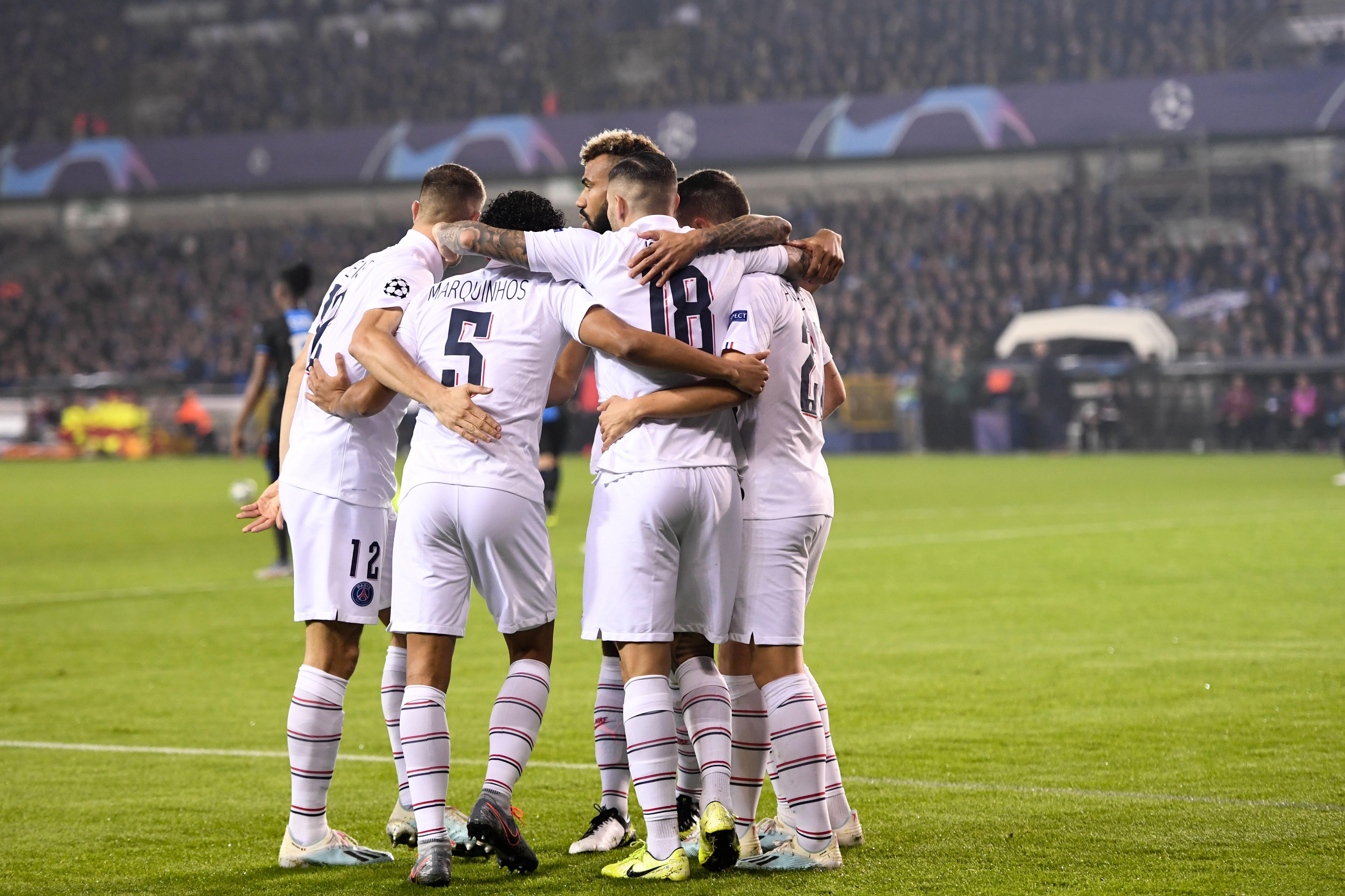 Football - Ligue des champions - Bruges-PSG, le score final ne dit (vraiment) pas tout