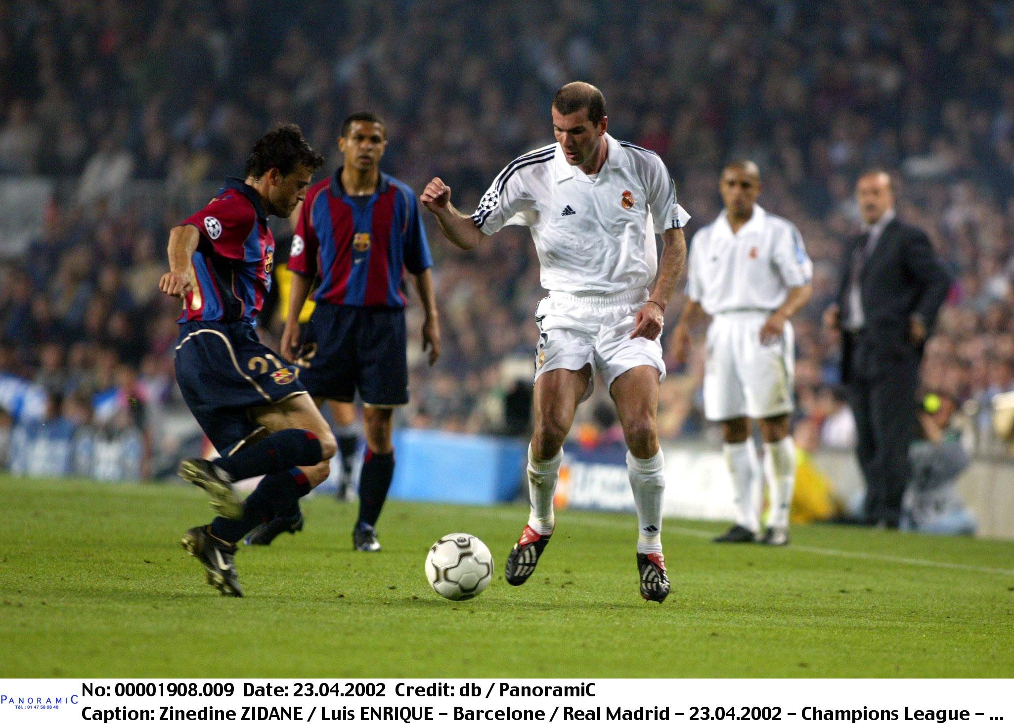 Football - Ligue des champions - C'est arrivé un 23 avril : le jour où le Real mettait fin à 19 ans sans victoire au Camp Nou