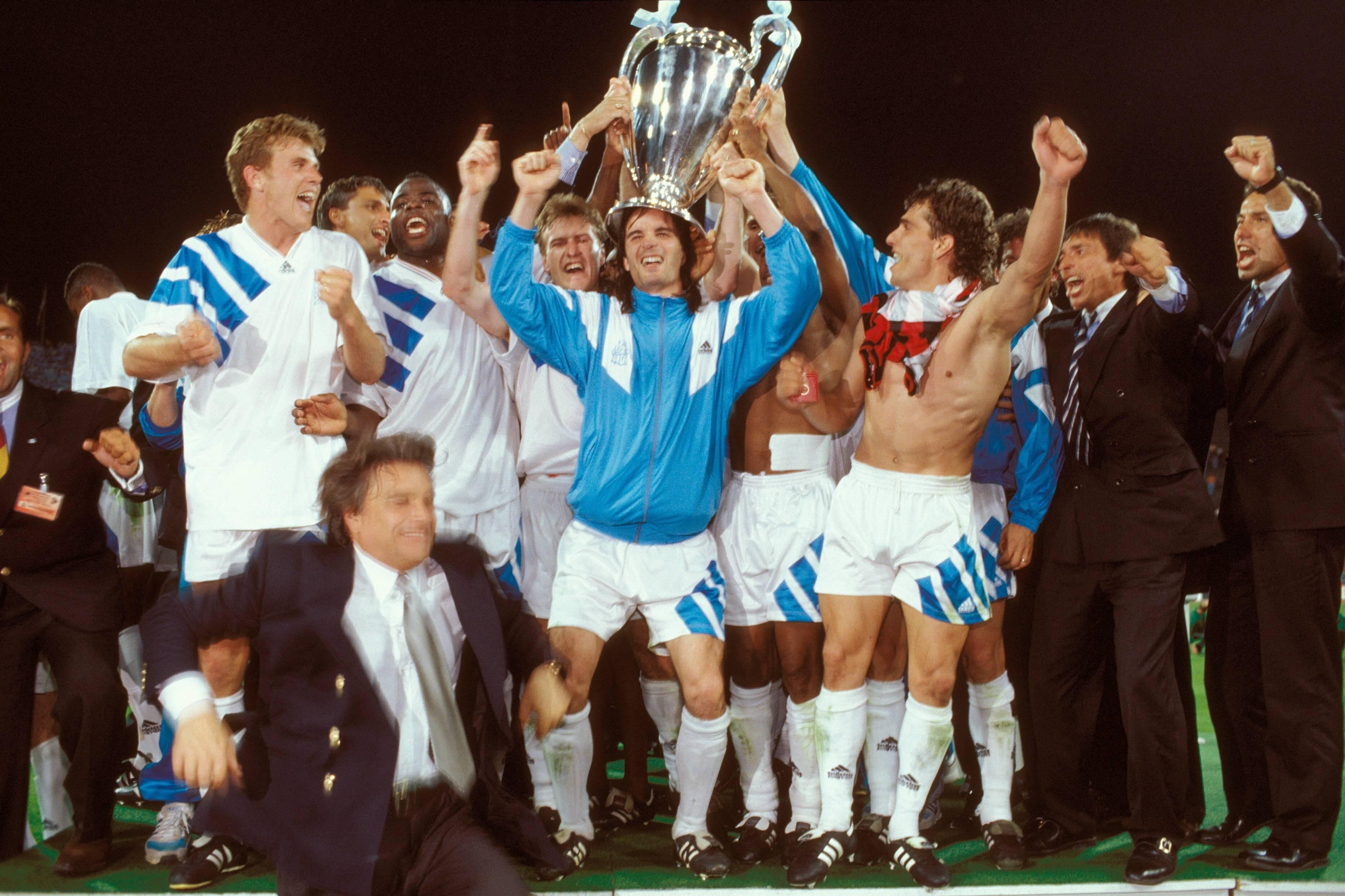 Football - Ligue des champions - C'était un 26 mai : Boli offre la Ligue des champions à l'OM