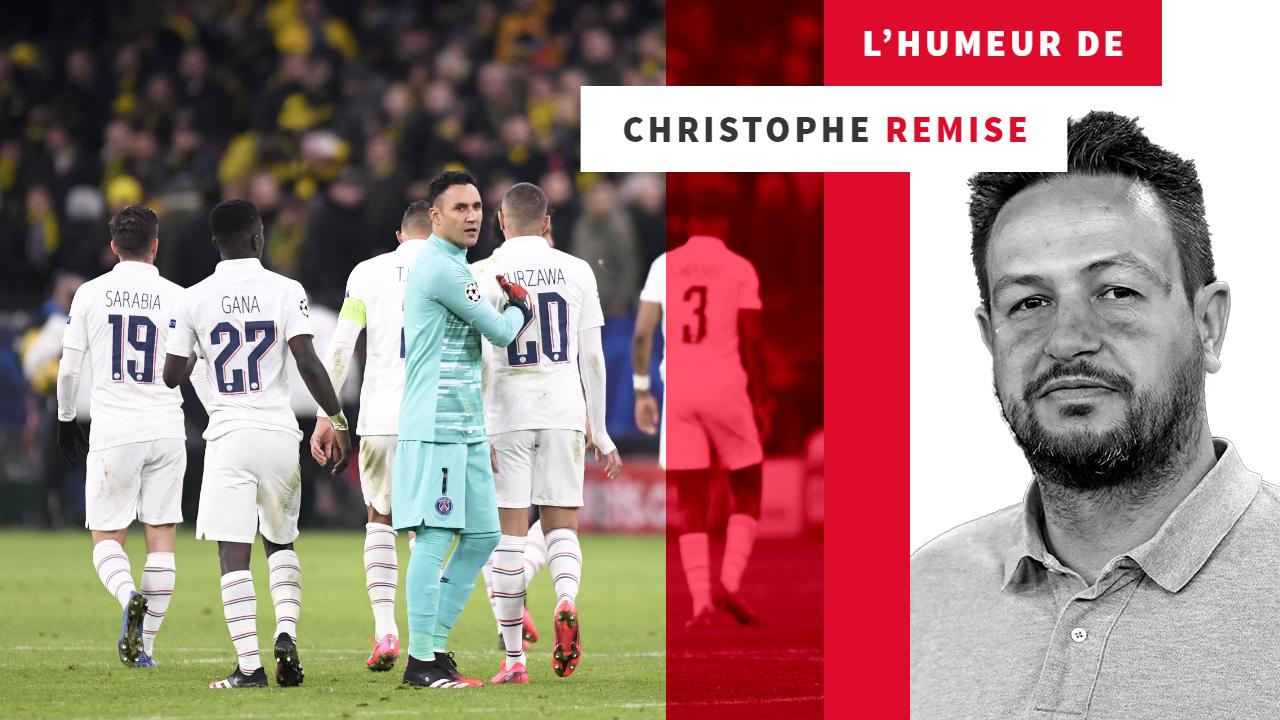 Football - Ligue des champions - Ce PSG n'apprend décidément pas de ses erreurs, mais...