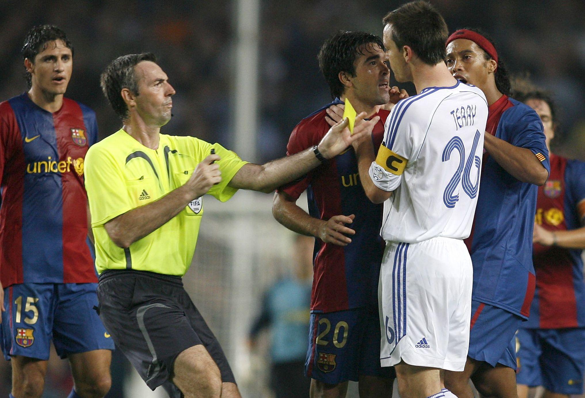 Football - Ligue des champions - Chelsea-Barcelone: Top 5 des plus grands moments entre les deux clubs