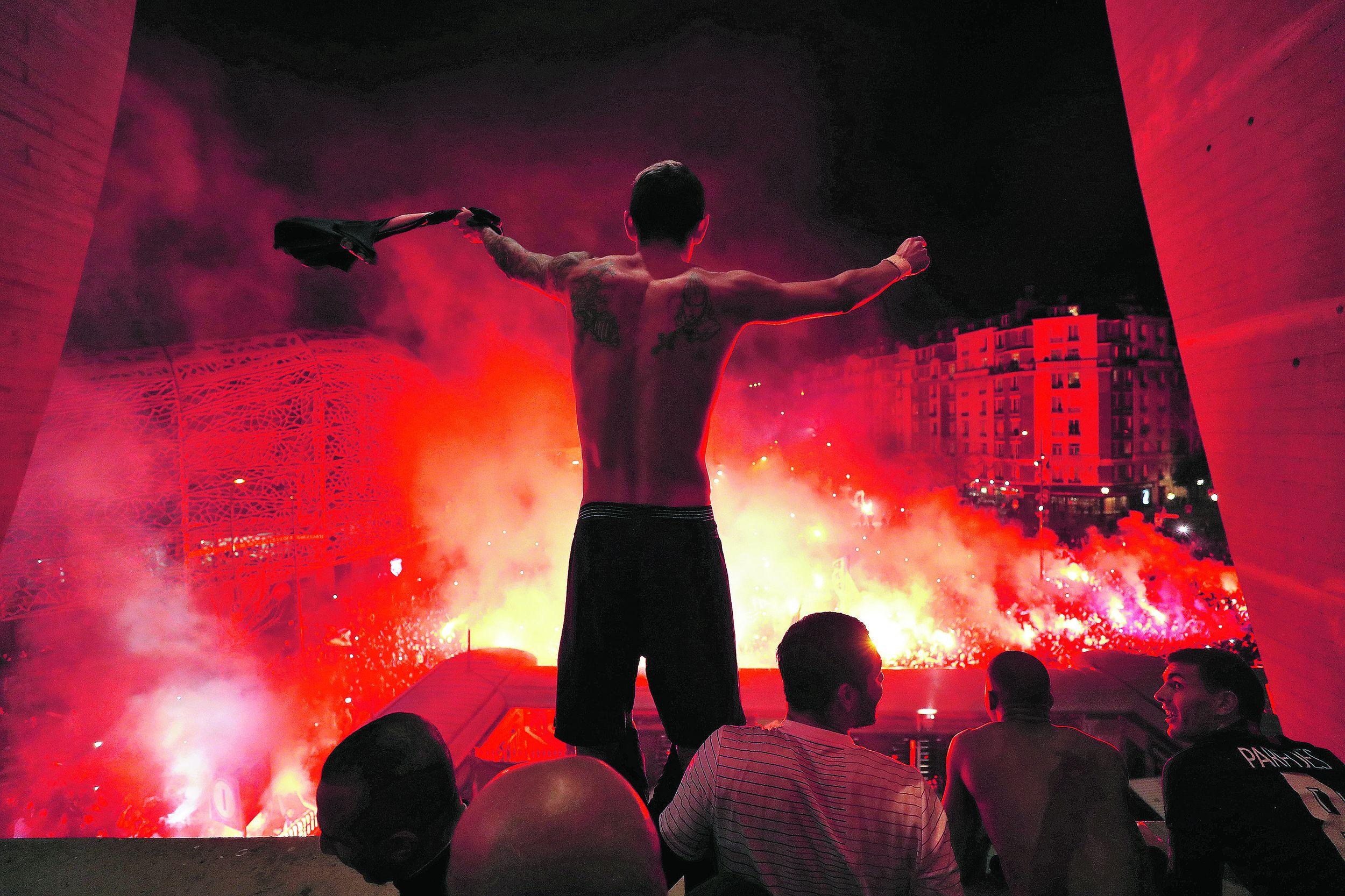 Football - Ligue des champions - Comment le PSG a fait du huis clos une vraie force