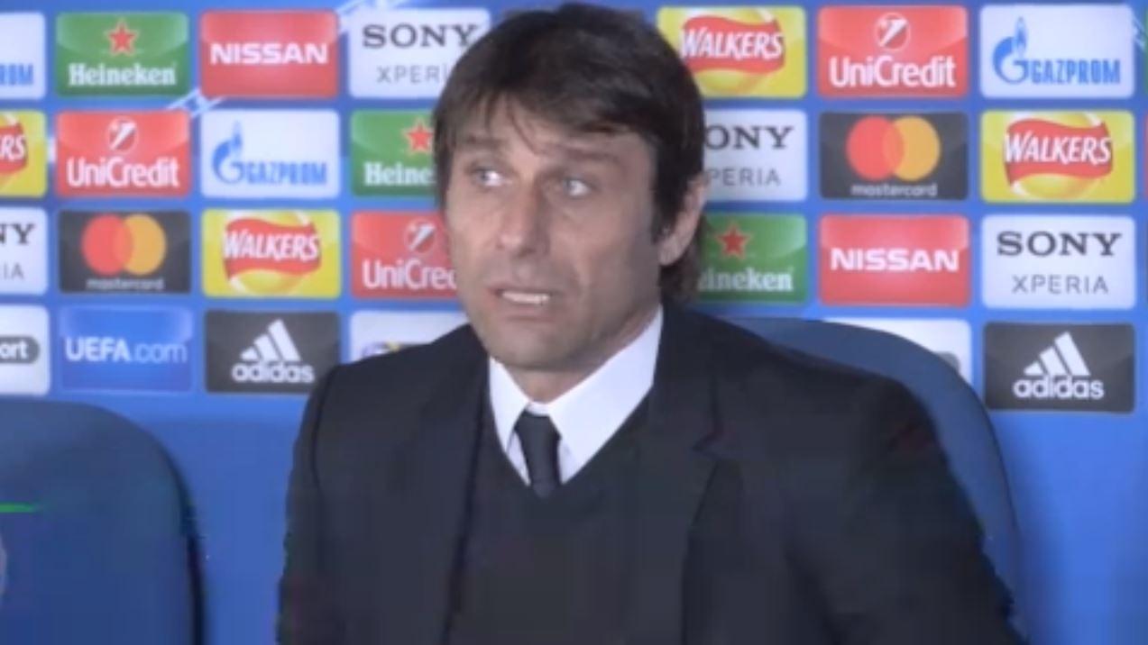 Football - Ligue des champions - Conte après Chelsea-Barça : «On était proche du match parfait»