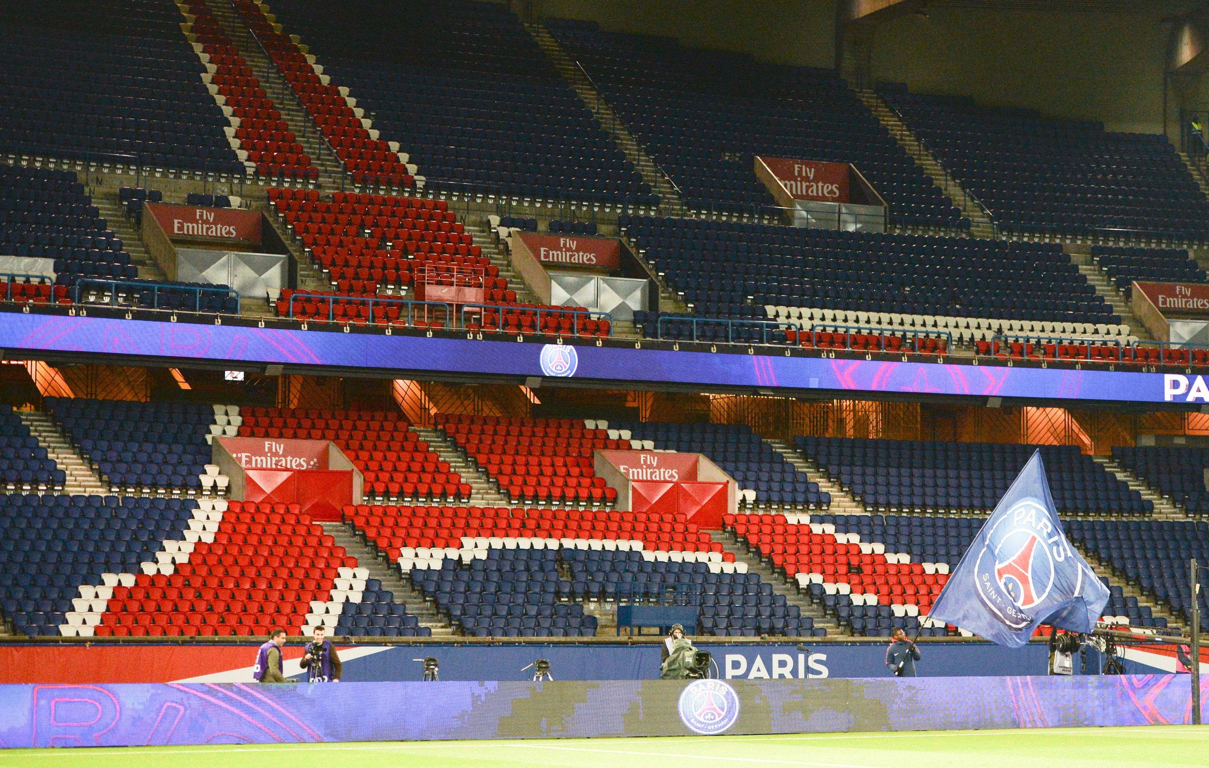 Football - Ligue des champions - Coronavirus : la tendance est au huis-clos pour PSG-Dortmund