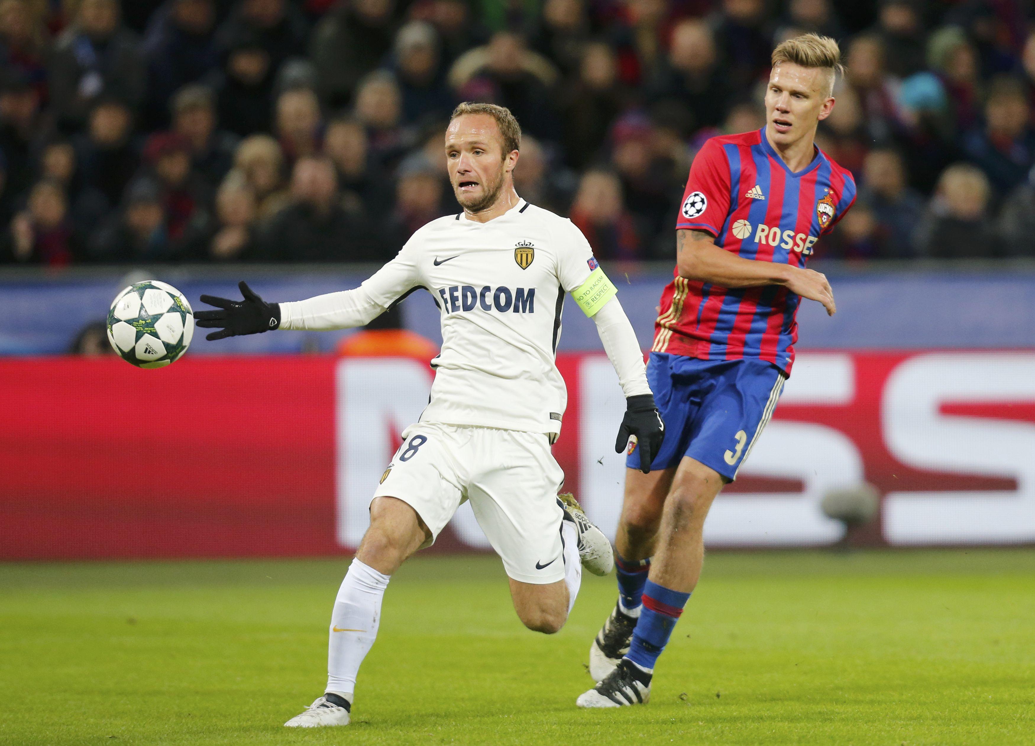 Football - Ligue des champions - Tops et Flops CSKA Moscou-Monaco : Silva le sauveur, Germain trop tendre