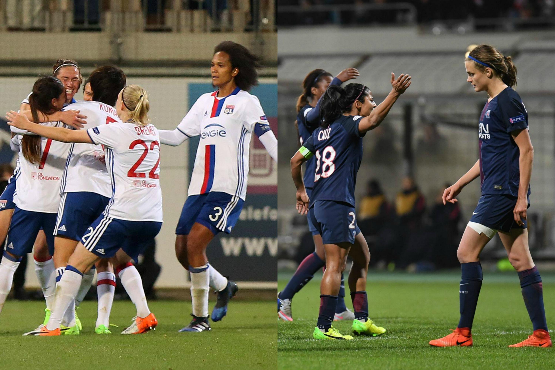 Football - Ligue des champions - Des fortunes diverses pour Lyon et Paris