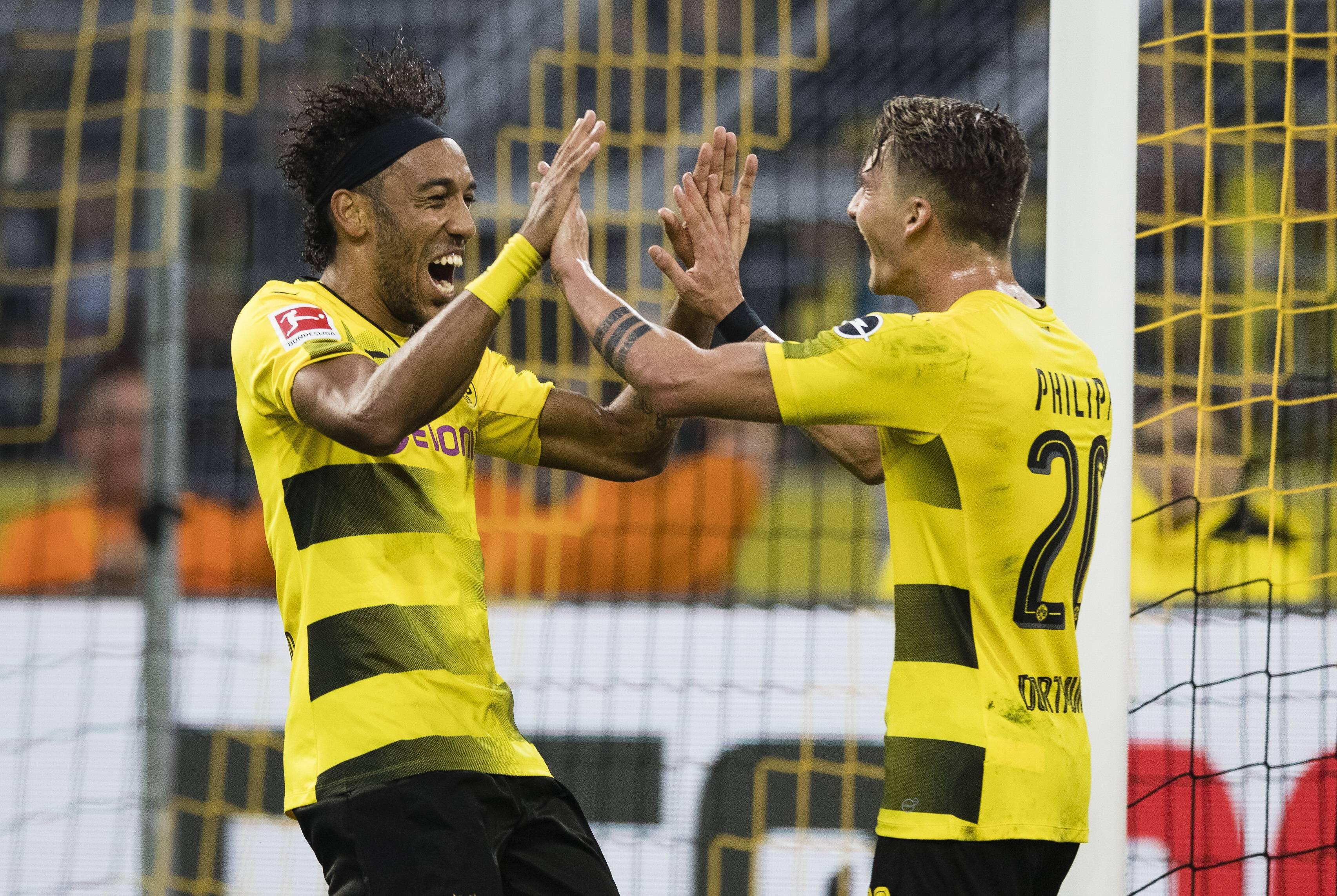 Football - Ligue des champions - Dortmund a déjà oublié Dembélé
