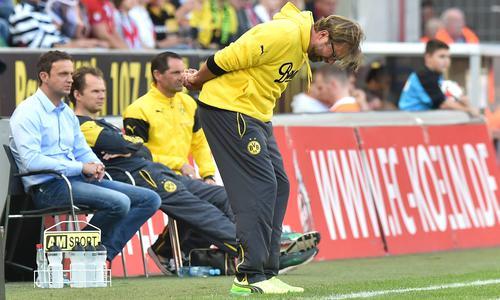 Dortmund cherche la lumière - Ligue des champions - Football -