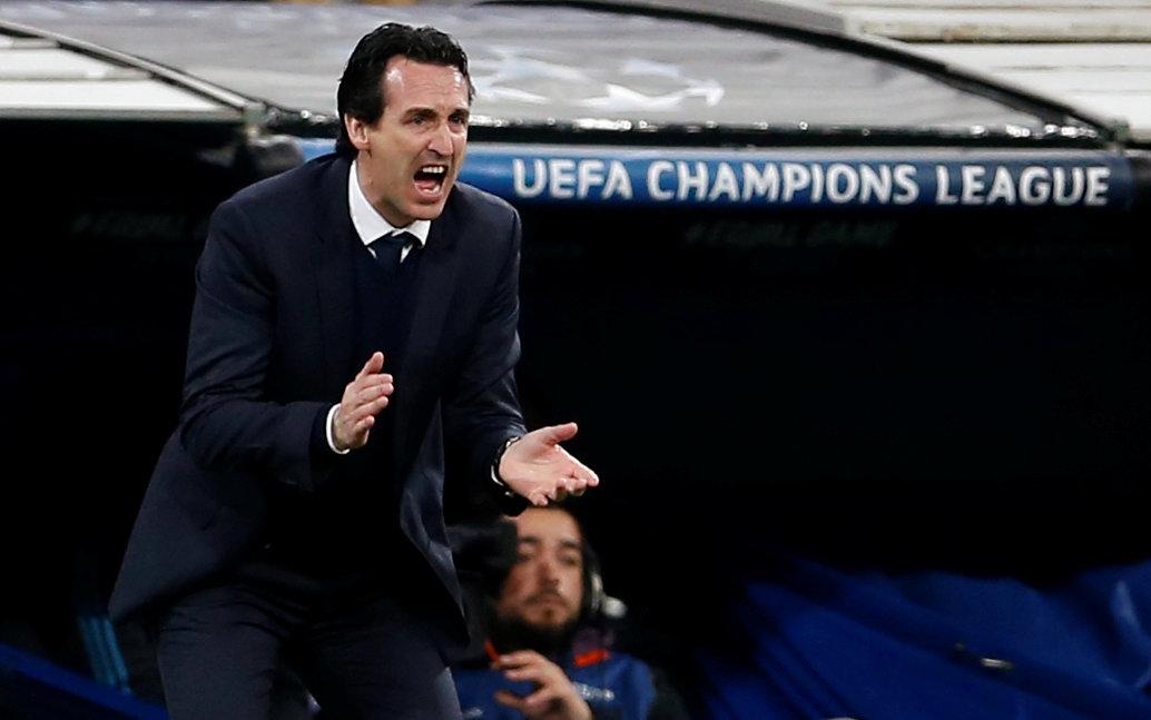Football - Ligue des champions - Emery : «Au Parc, on va faire souffrir Madrid»