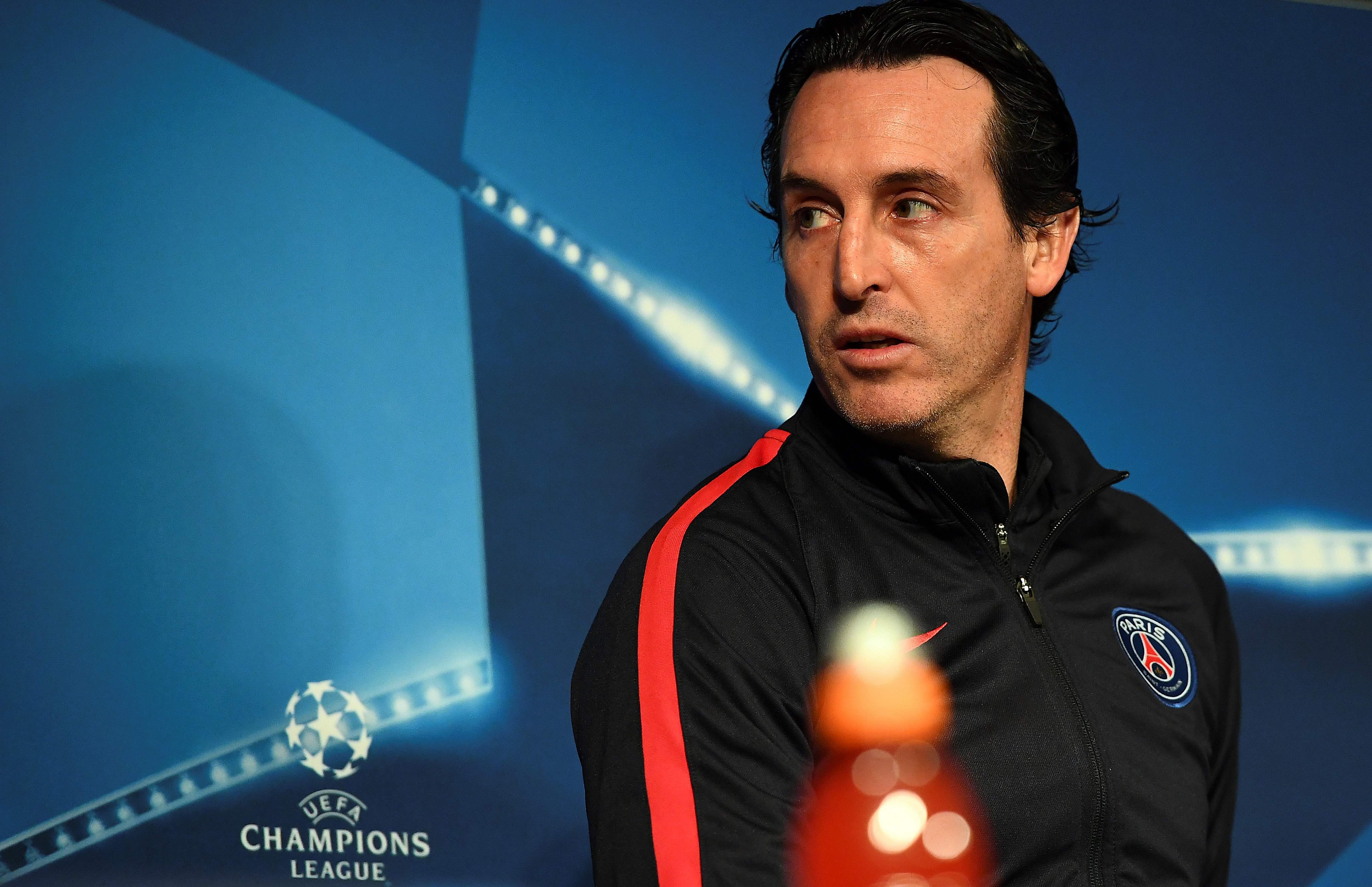 Football - Ligue des champions - Emery : «Il faut oublier Montpellier pour le moment»