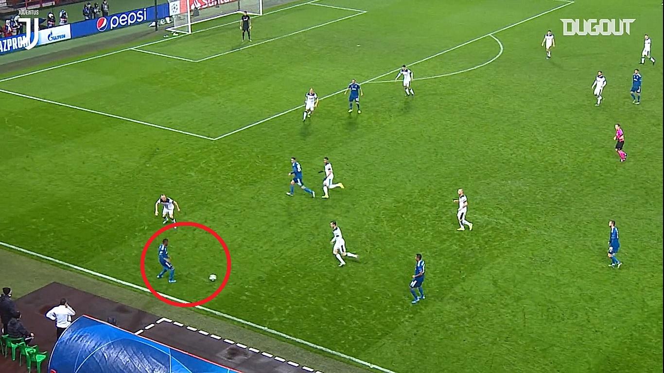 Football - Ligue des champions - En attendant le foot : le rush victorieux à la dernière minute de Douglas Costa avec la Juve