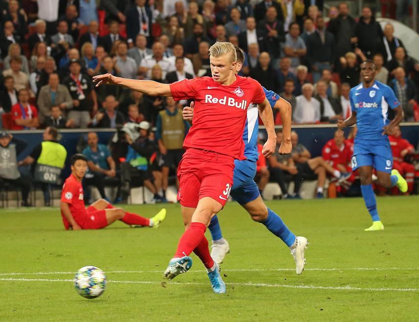 Football - Ligue des champions - Erling Braut Haland, le nouvel espoir du football norvégien