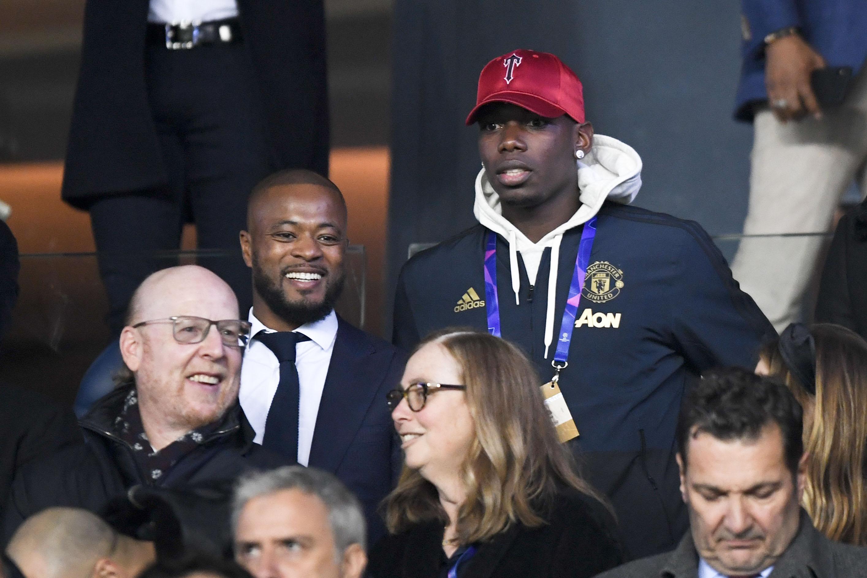 Football - Ligue des champions - Evra traite le PSG de «baltringues» et affirme que le club a porté plainte contre lui