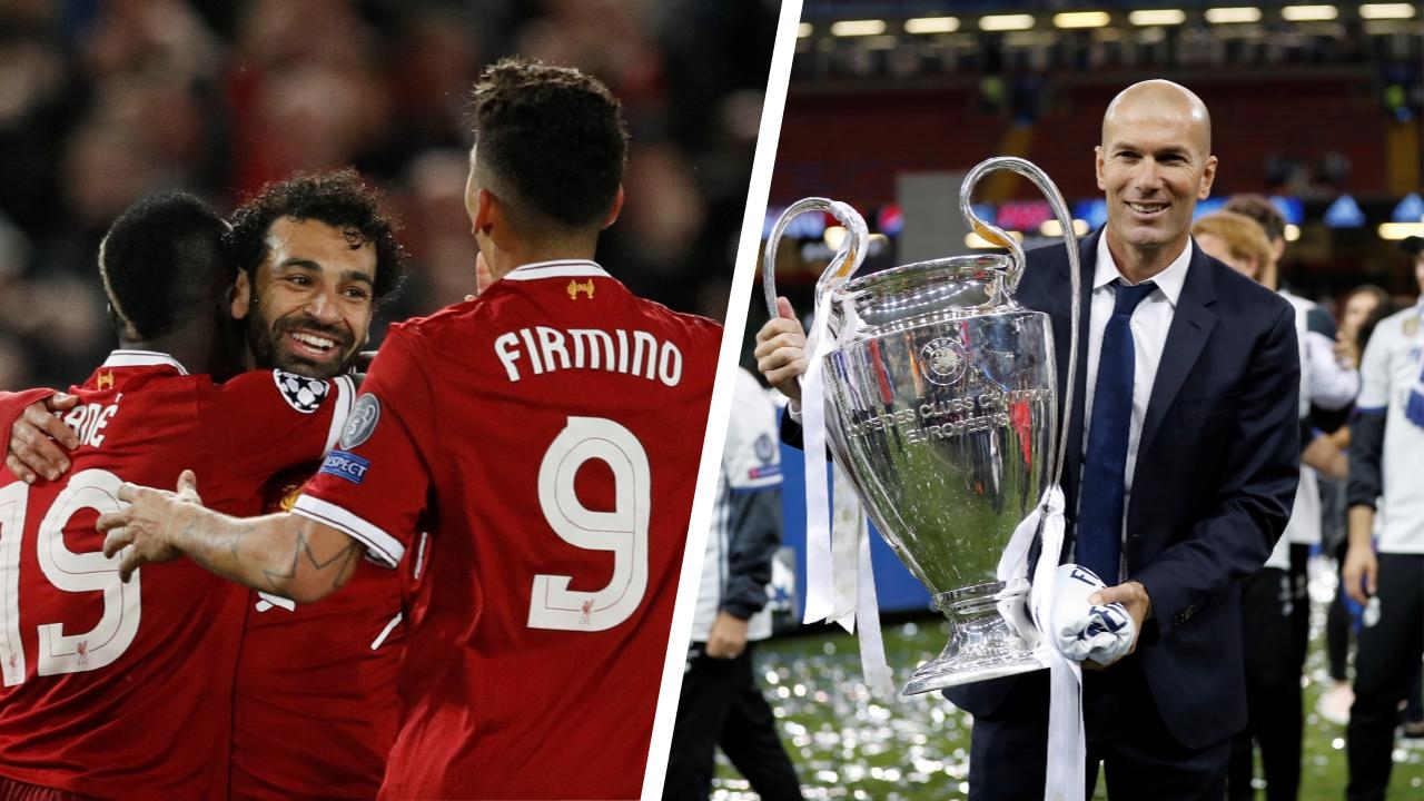 Football - Ligue des champions - Expérience en finale, record de buts, Zidane : les stats à connaître avant Real Madrid-Liverpool