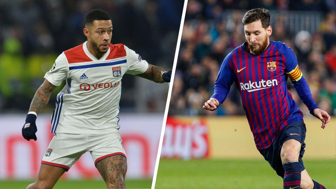 Football - Ligue des champions - Face à Barcelone, Lyon renoue avec le grand frisson