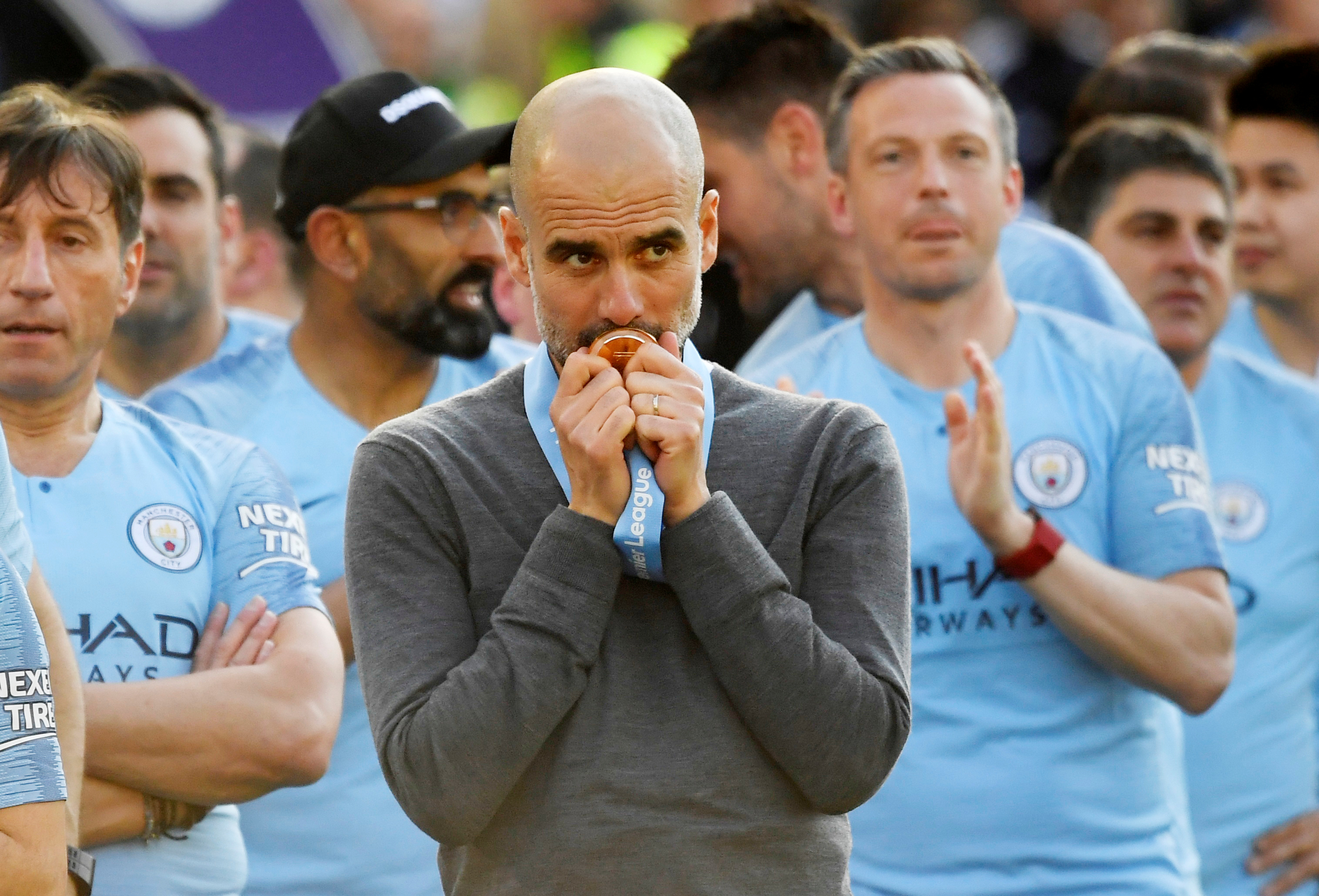 Football - Ligue des champions - Fair-play financier : Manchester City exclu de la Ligue des champions pour une saison ?