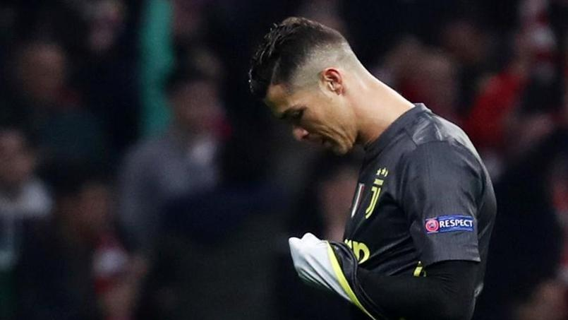 Football - Ligue des champions - Furieux, Cristiano Ronaldo quitte le stade de l'Atlético Madrid en chambrant l'assistance